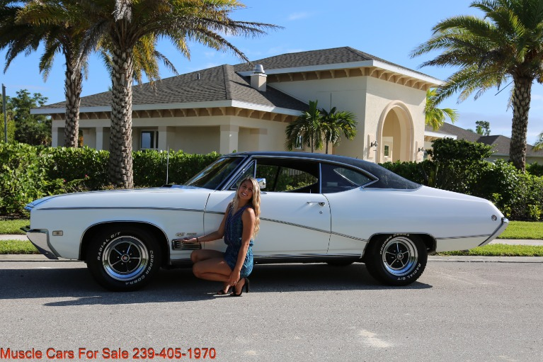 Used 1968 Buick GS GS for sale $22,500 at Muscle Cars for Sale Inc. in Fort Myers FL