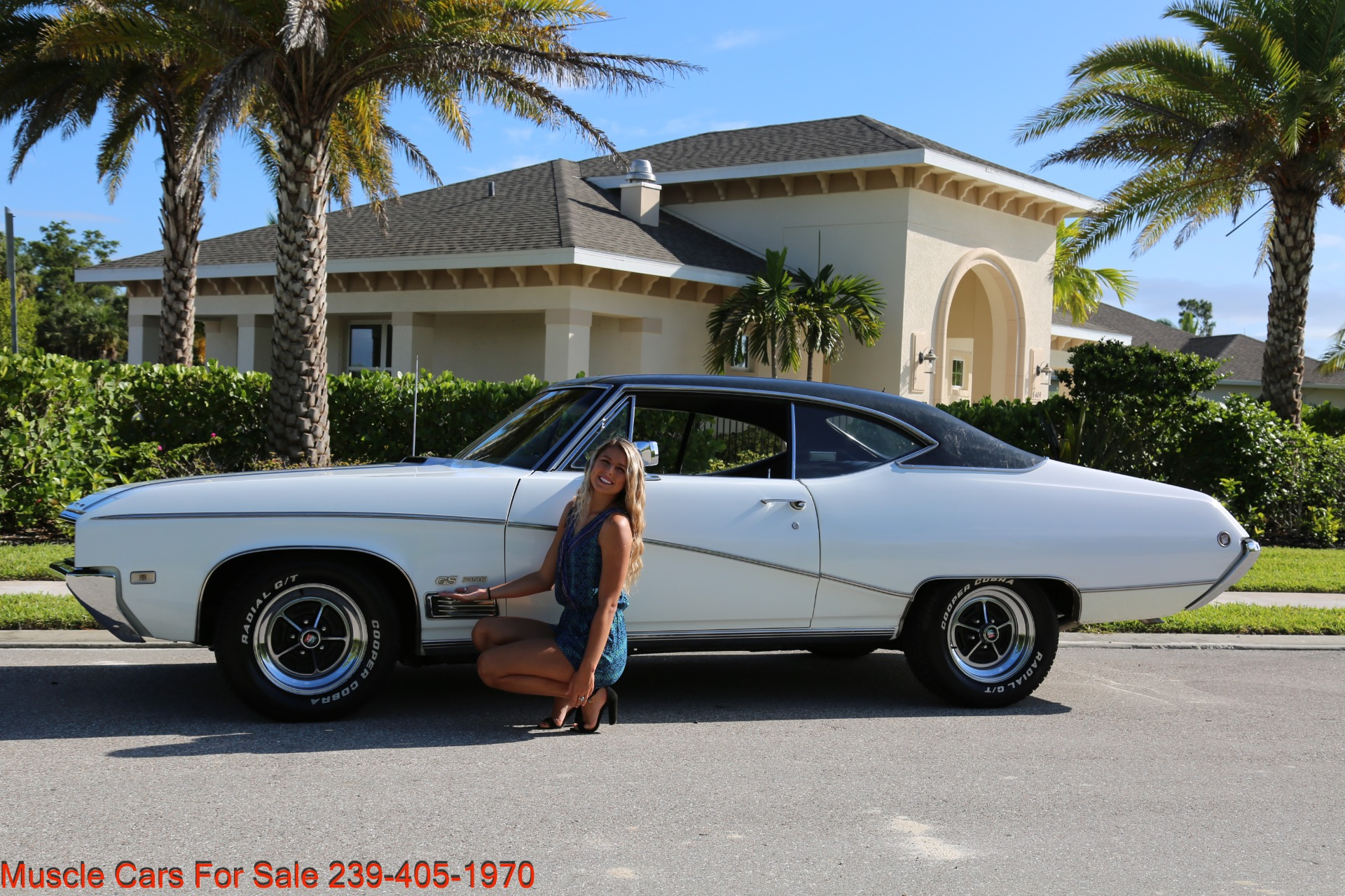 Used 1968 Buick GS GS for sale $22,500 at Muscle Cars for Sale Inc. in Fort Myers FL 33912 1