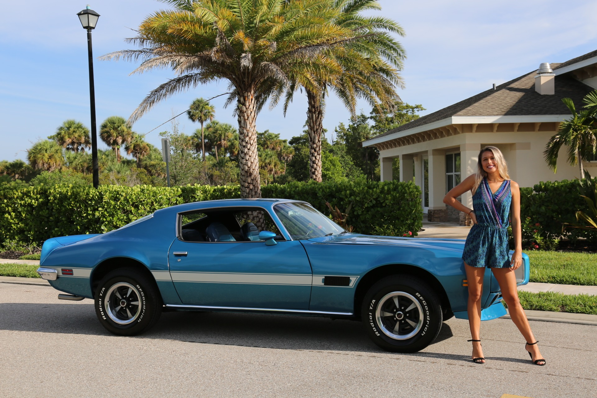 Used 1971 Pontiac Firebird for sale Sold at Muscle Cars for Sale Inc. in Fort Myers FL 33912 2