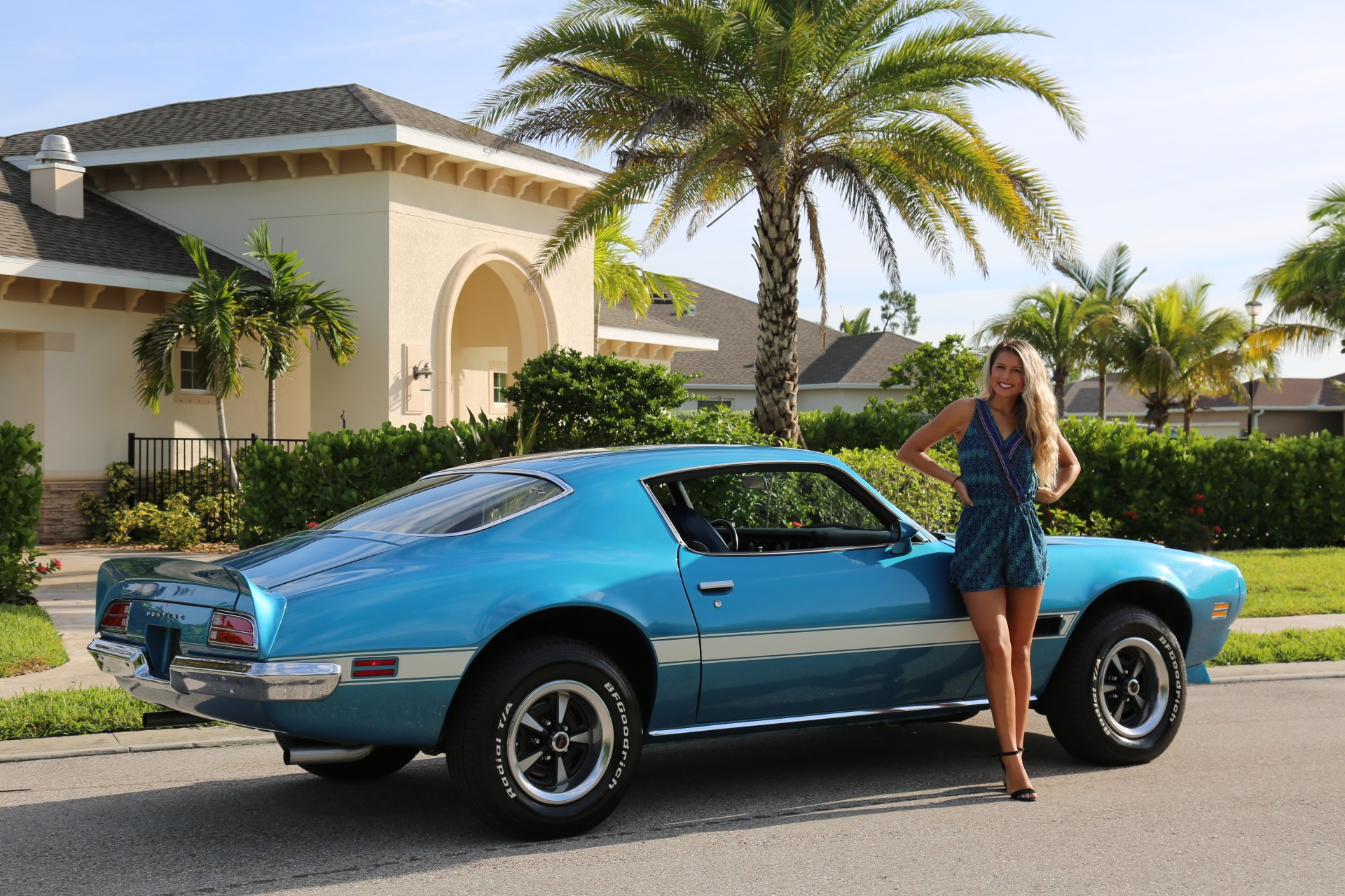 Used 1971 Pontiac Firebird for sale Sold at Muscle Cars for Sale Inc. in Fort Myers FL 33912 5