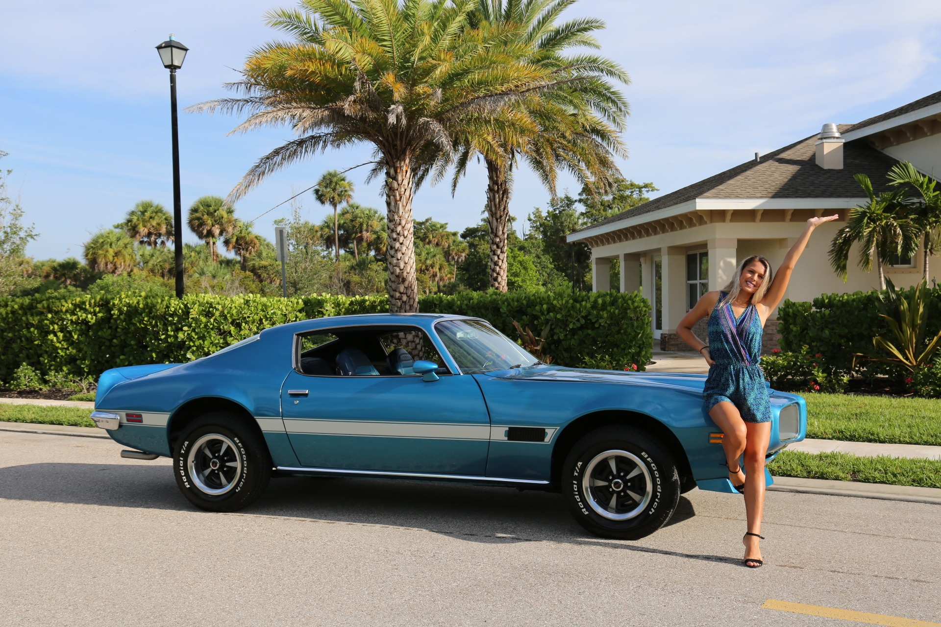 Used 1971 Pontiac Firebird for sale Sold at Muscle Cars for Sale Inc. in Fort Myers FL 33912 1