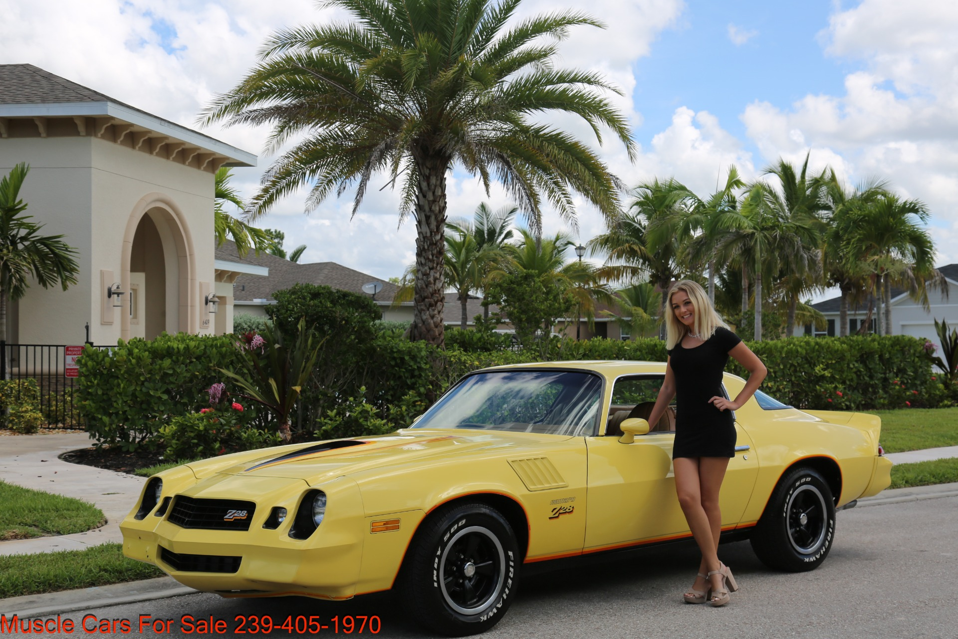 Used 1978 Chevy Camaro Z28 for sale $19,900 at Muscle Cars for Sale Inc. in Fort Myers FL 33912 2