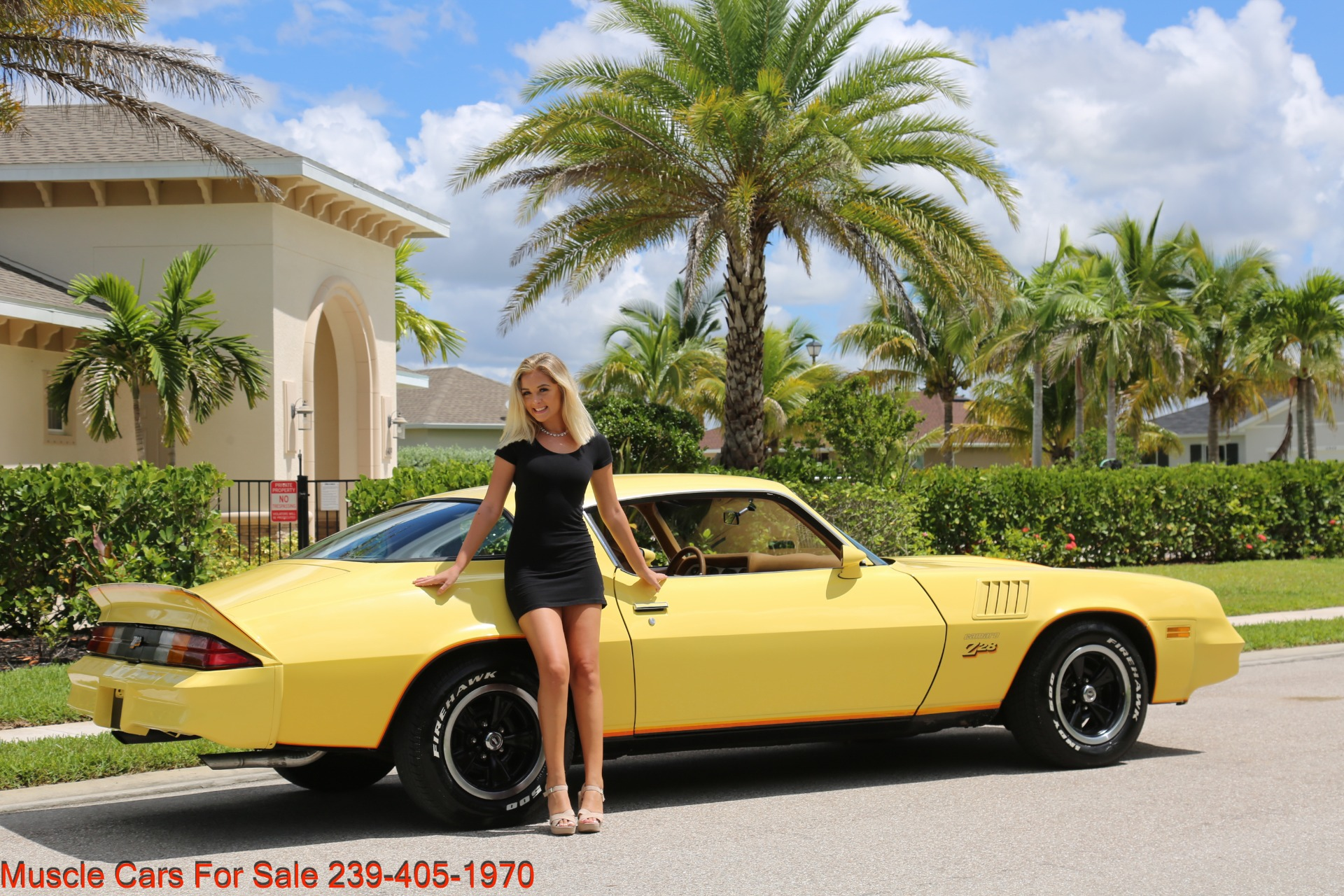 Used 1978 Chevy Camaro Z28 for sale Sold at Muscle Cars for Sale Inc. in Fort Myers FL 33912 4