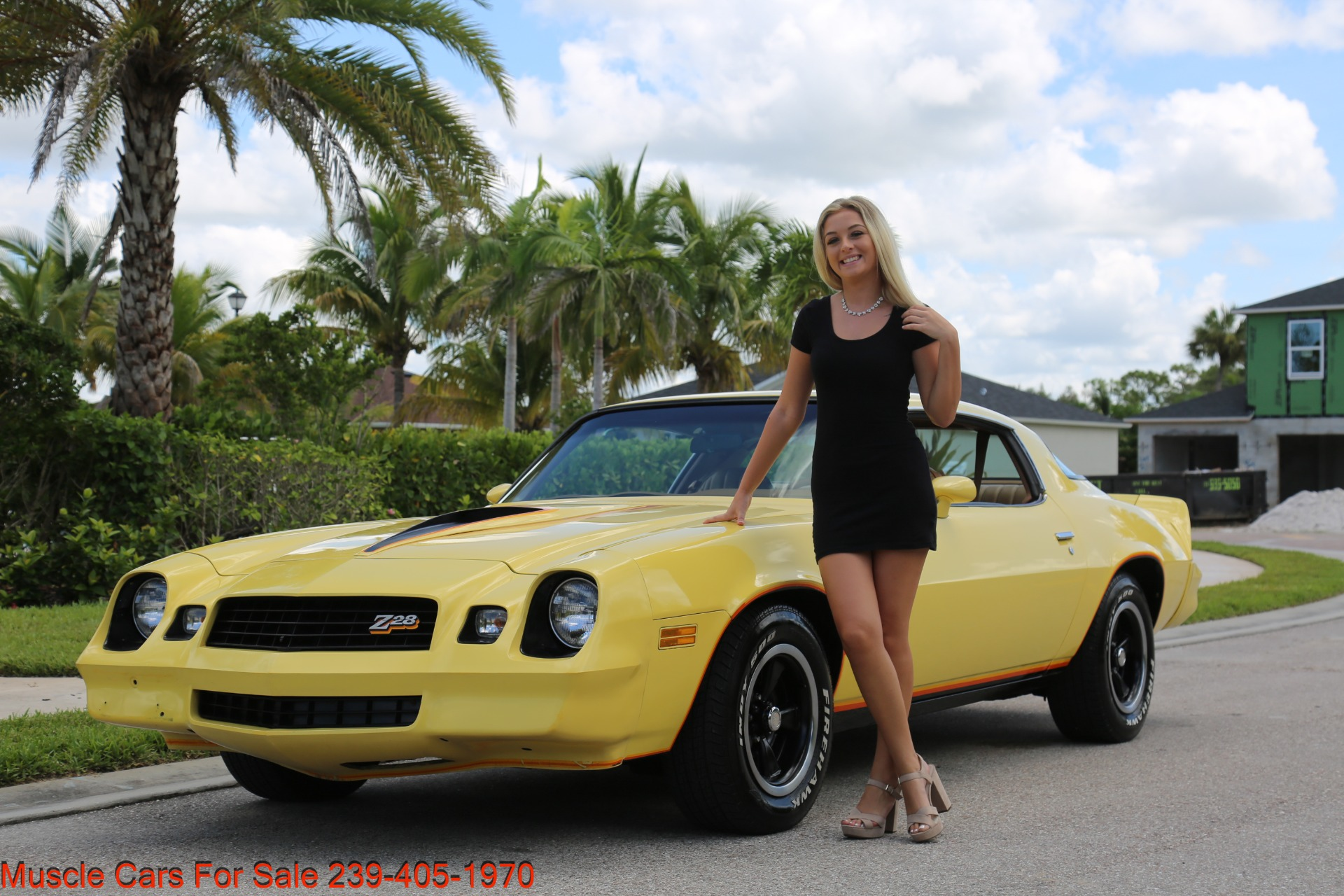 Used 1978 Chevy Camaro Z28 for sale $19,900 at Muscle Cars for Sale Inc. in Fort Myers FL 33912 6