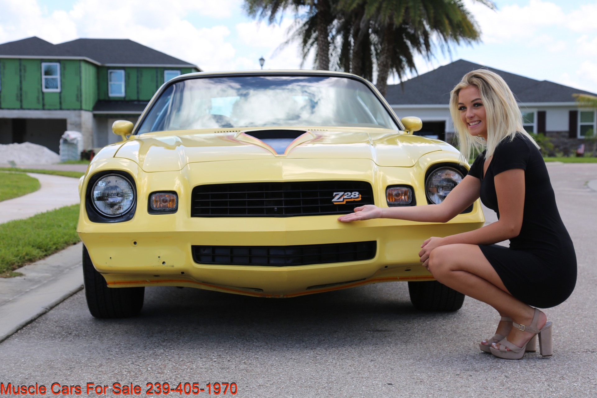 Used 1978 Chevy Camaro Z28 for sale Sold at Muscle Cars for Sale Inc. in Fort Myers FL 33912 7