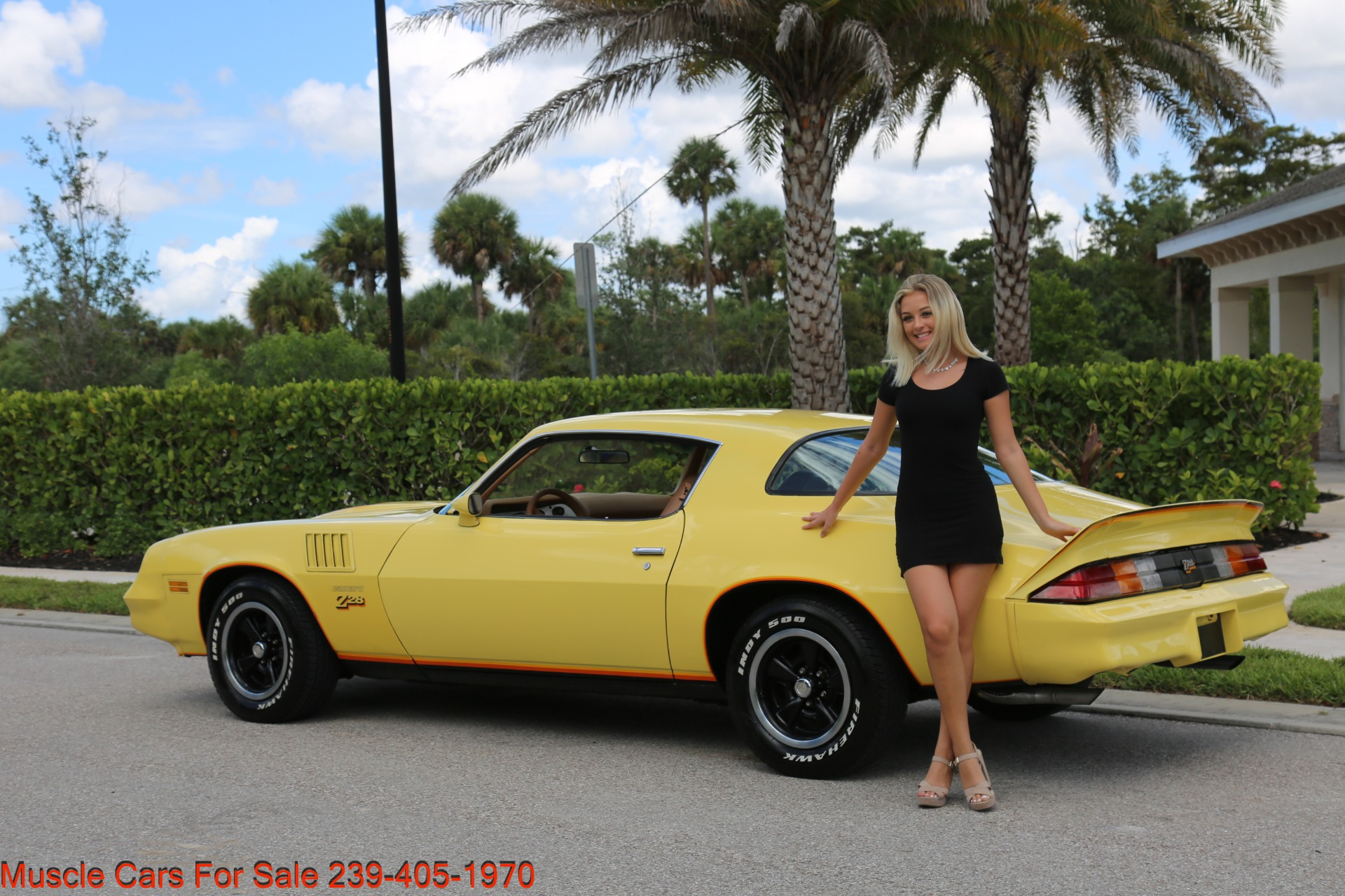 Used 1978 Chevy Camaro Z28 for sale $19,900 at Muscle Cars for Sale Inc. in Fort Myers FL 33912 8
