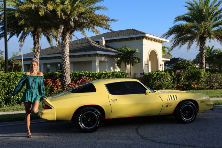 Used 1978 Chevy Camaro Z28 for sale $19,900 at Muscle Cars for Sale Inc. in Fort Myers FL