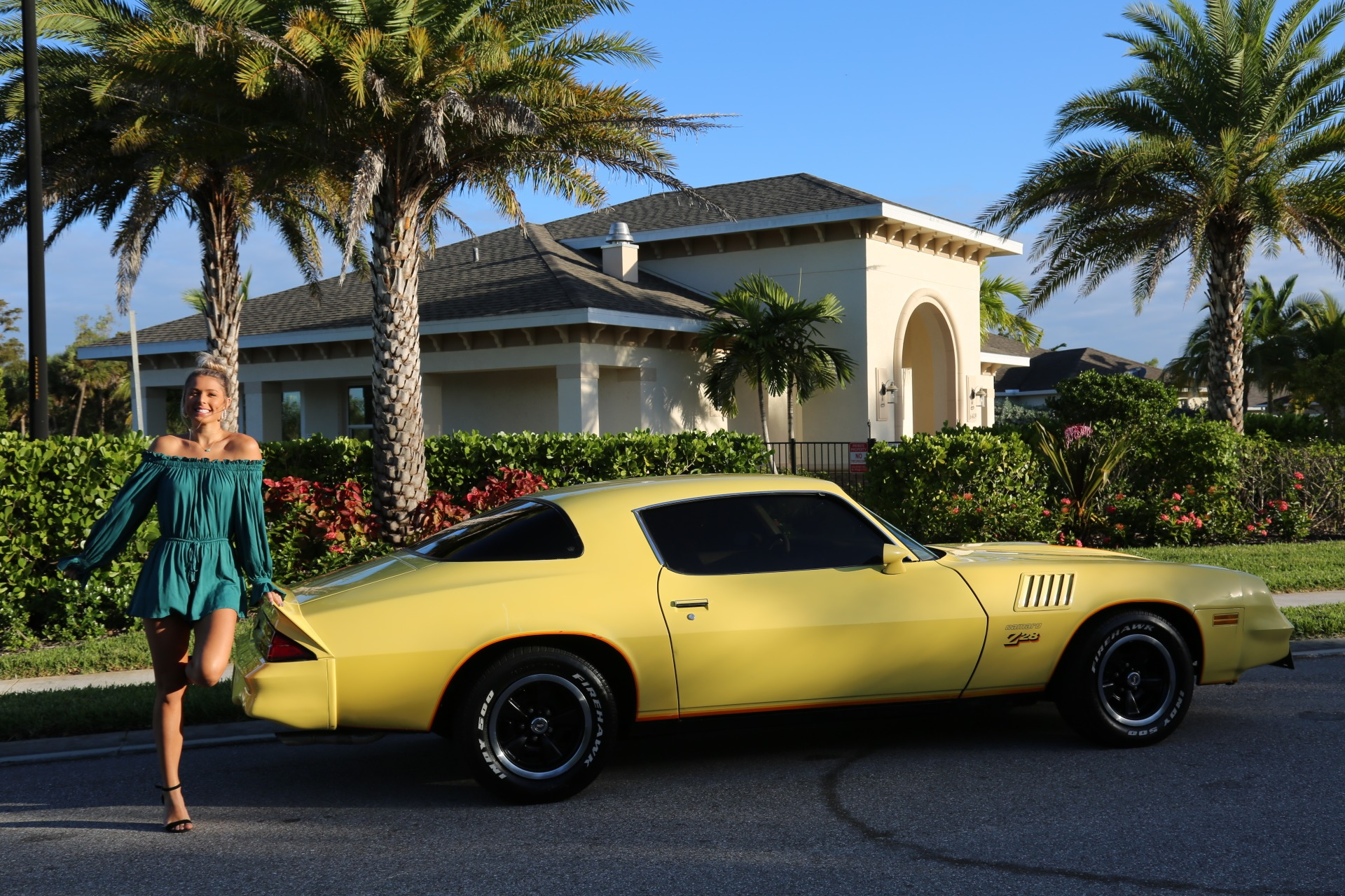 Used 1978 Chevy Camaro Z28 for sale Sold at Muscle Cars for Sale Inc. in Fort Myers FL 33912 1