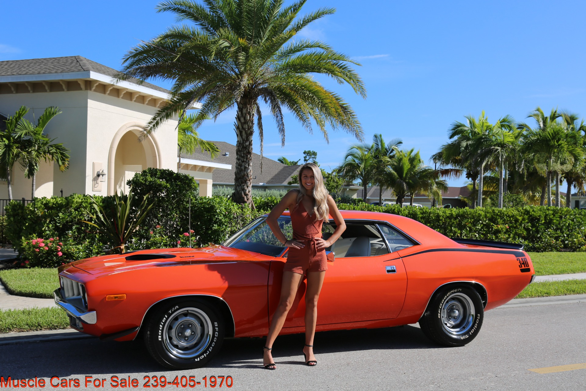 Used 1972 Plymouth BaraCuda Cuda Baracuda for sale $39,500 at Muscle Cars for Sale Inc. in Fort Myers FL 33912 2