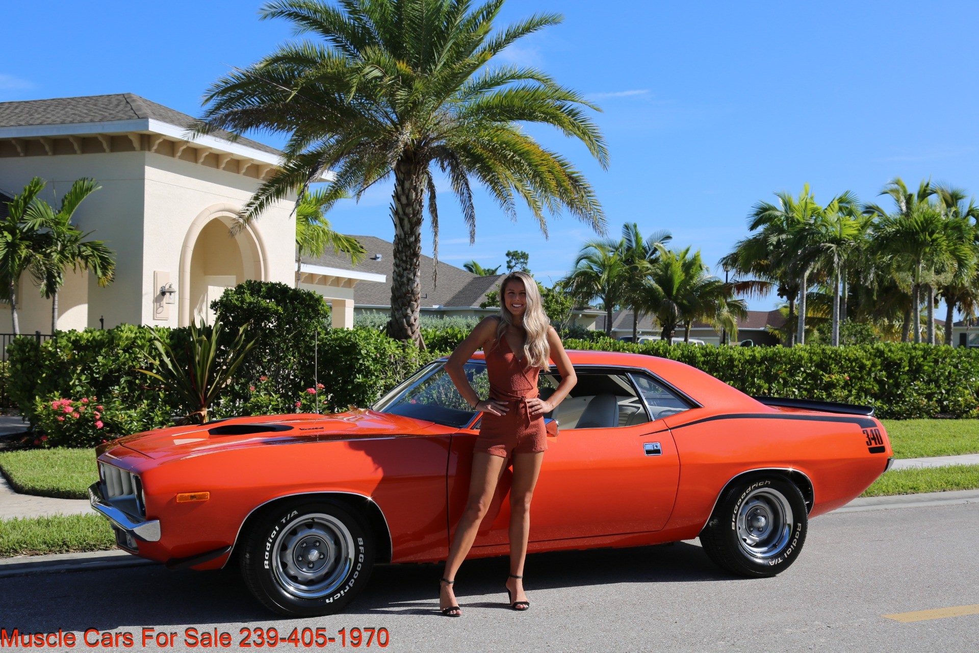 Used 1972 Plymouth BaraCuda Cuda Baracuda for sale $39,500 at Muscle Cars for Sale Inc. in Fort Myers FL 33912 5