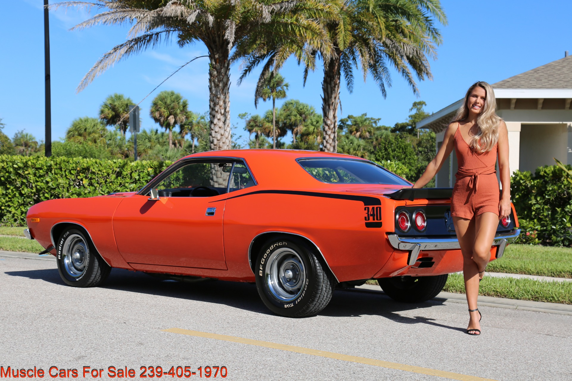 Used 1972 Plymouth BaraCuda Cuda Baracuda for sale $39,500 at Muscle Cars for Sale Inc. in Fort Myers FL 33912 6