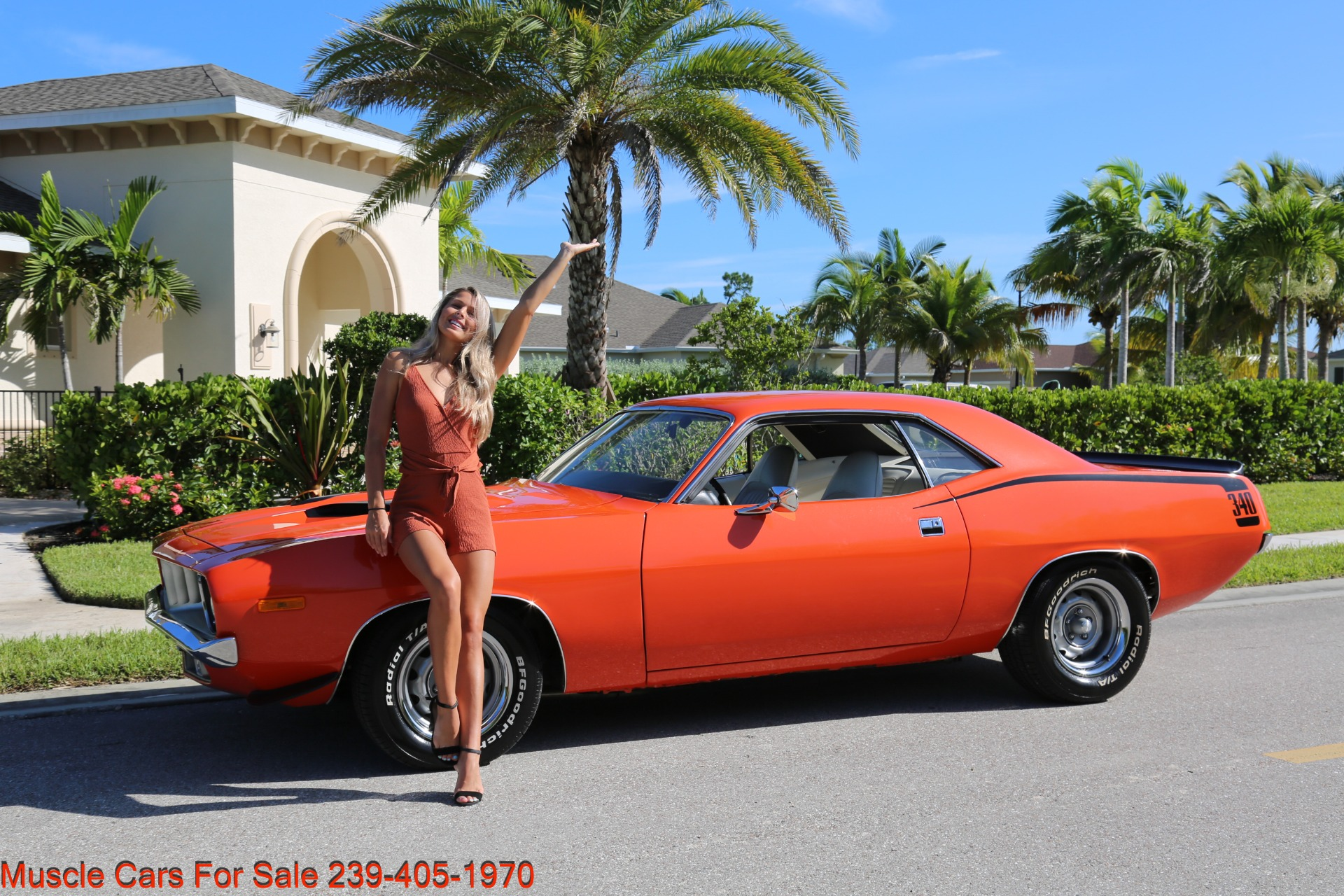 Used 1972 Plymouth BaraCuda Cuda Baracuda for sale $39,500 at Muscle Cars for Sale Inc. in Fort Myers FL 33912 1
