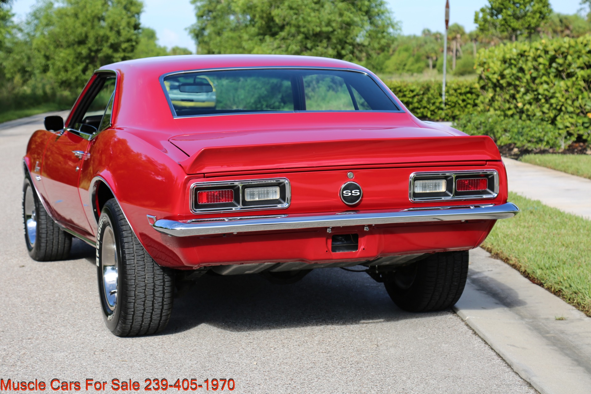 Used 1968 Chevy Camaro SS for sale $41,000 at Muscle Cars for Sale Inc. in Fort Myers FL 33912 5