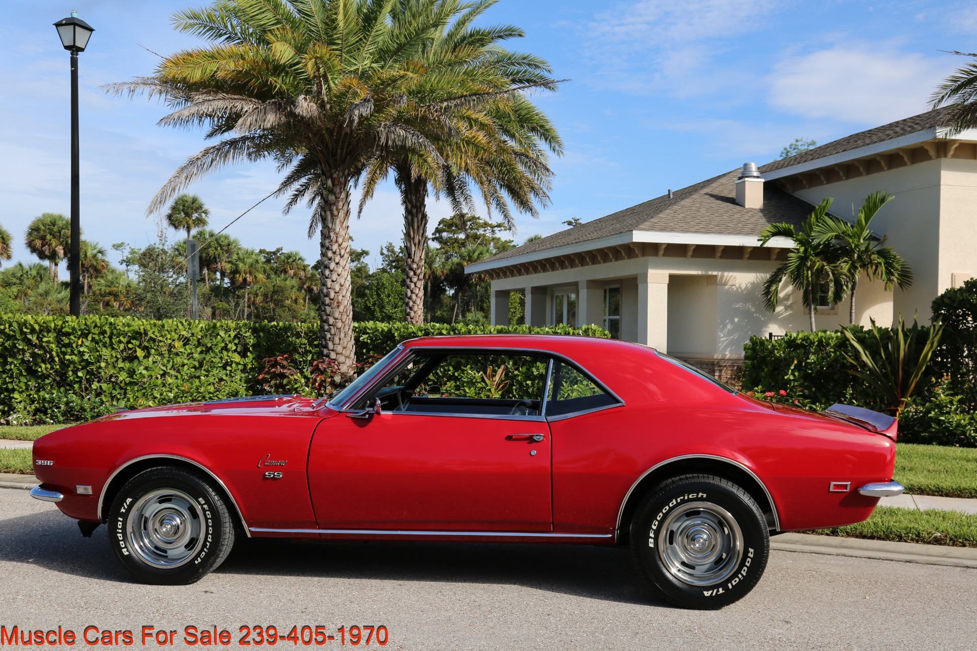 Used 1968 Chevy Camaro SS for sale $41,000 at Muscle Cars for Sale Inc. in Fort Myers FL 33912 7