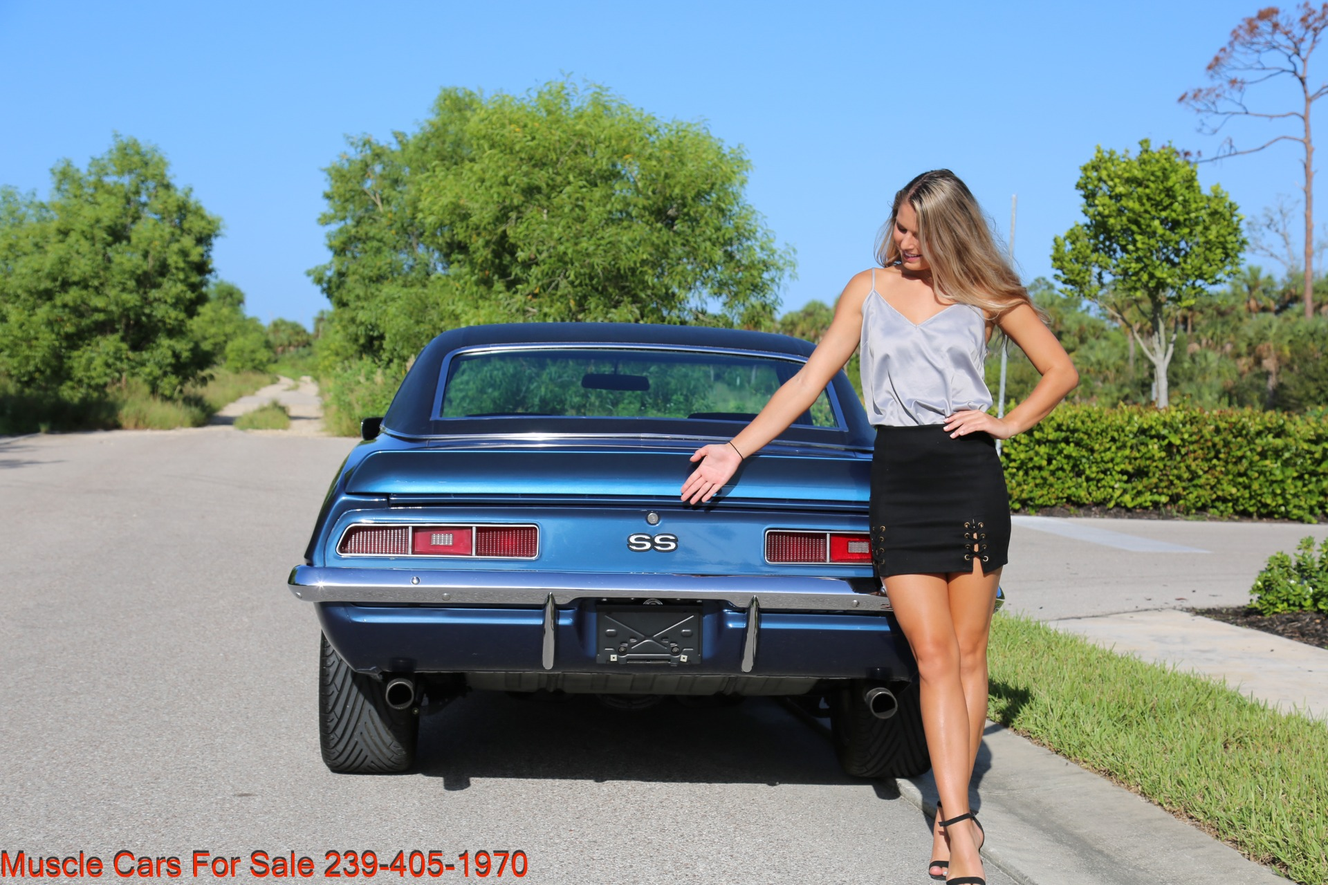 Used 1969 Chevy Camaro SS for sale $39,000 at Muscle Cars for Sale Inc. in Fort Myers FL 33912 7