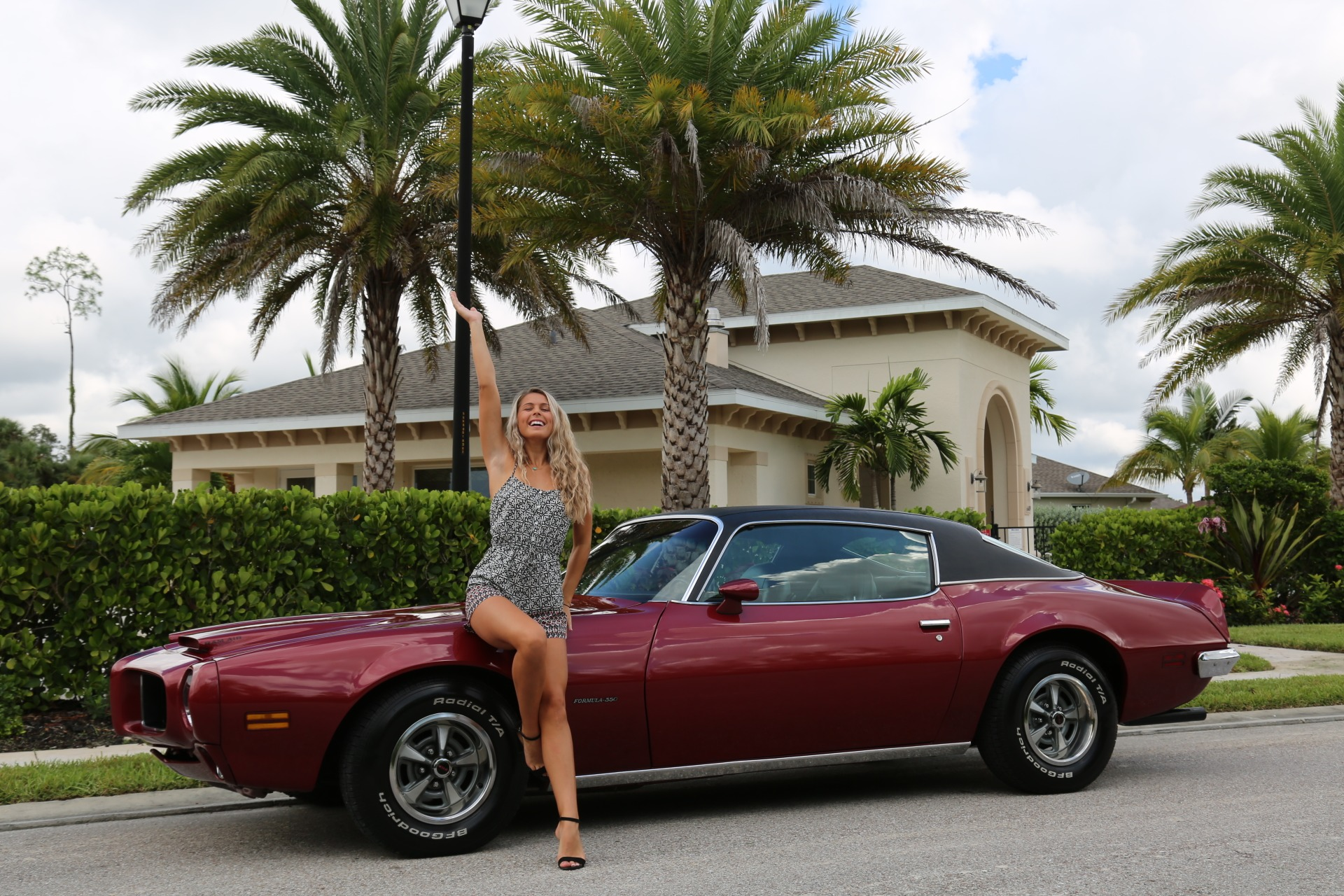 Used 1973 Pontiac Firebird Firebird for sale Sold at Muscle Cars for Sale Inc. in Fort Myers FL 33912 1