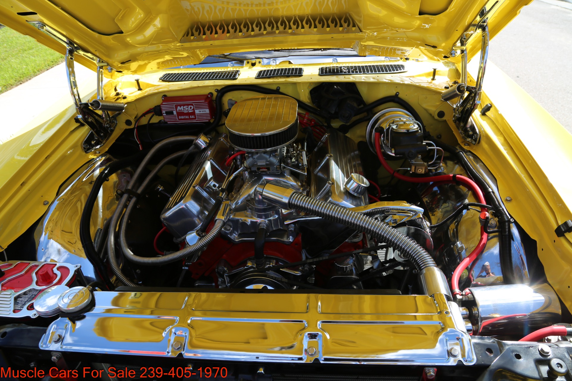 Used 1972 Chevy Chevelle SS for sale Sold at Muscle Cars for Sale Inc. in Fort Myers FL 33912 8