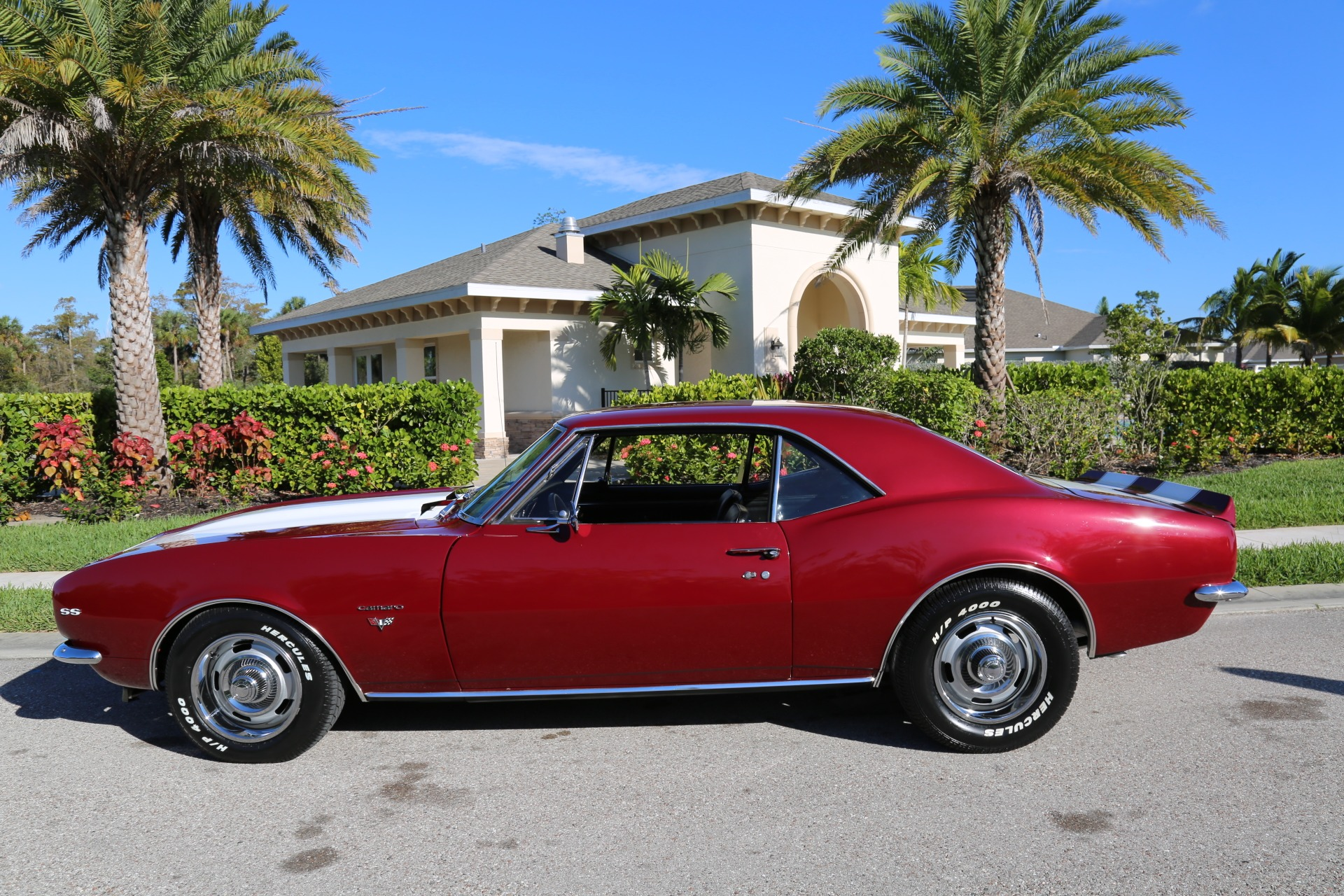 Used 1967 Chevy Camaro for sale Sold at Muscle Cars for Sale Inc. in Fort Myers FL 33912 3