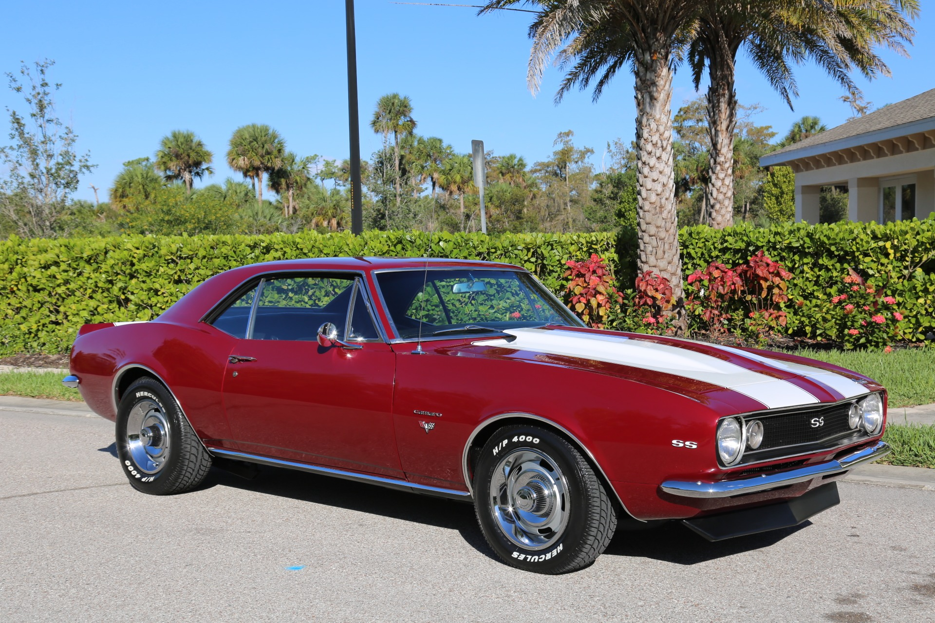 Used 1967 Chevy Camaro for sale Sold at Muscle Cars for Sale Inc. in Fort Myers FL 33912 4