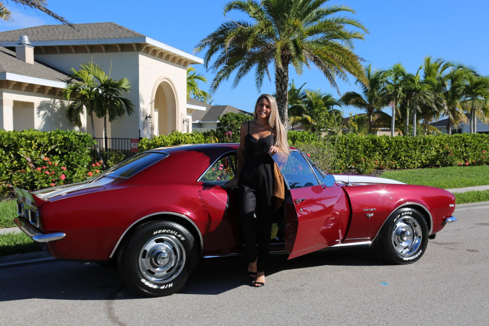 Used 1967 Chevy Camaro for sale Sold at Muscle Cars for Sale Inc. in Fort Myers FL 33912 5
