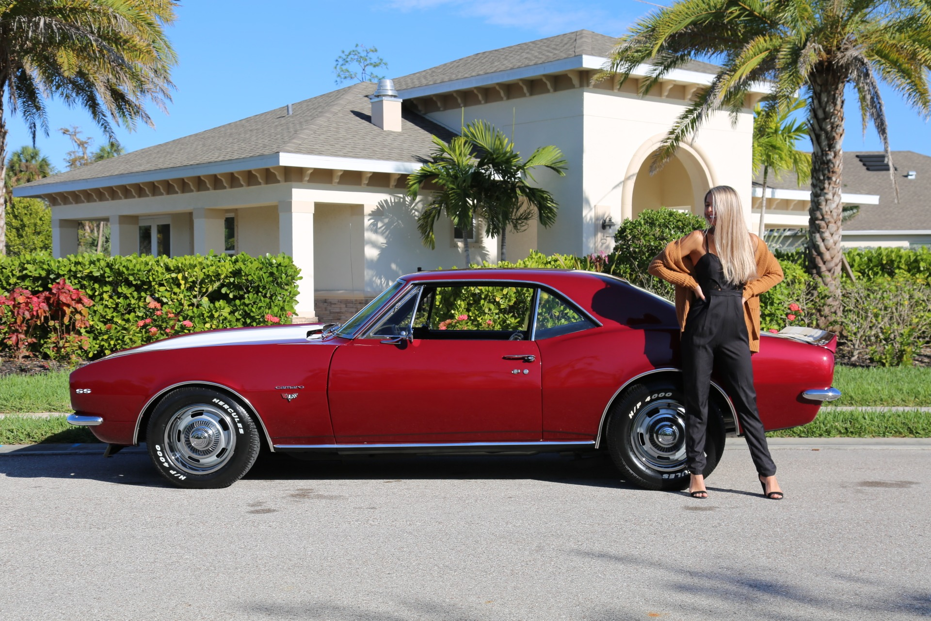 Used 1967 Chevy Camaro for sale Sold at Muscle Cars for Sale Inc. in Fort Myers FL 33912 6
