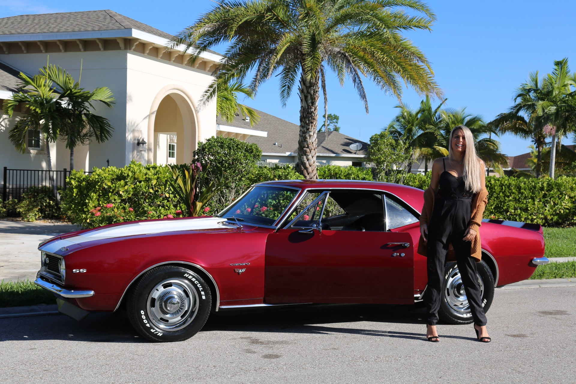 Used 1967 Chevy Camaro for sale Sold at Muscle Cars for Sale Inc. in Fort Myers FL 33912 7