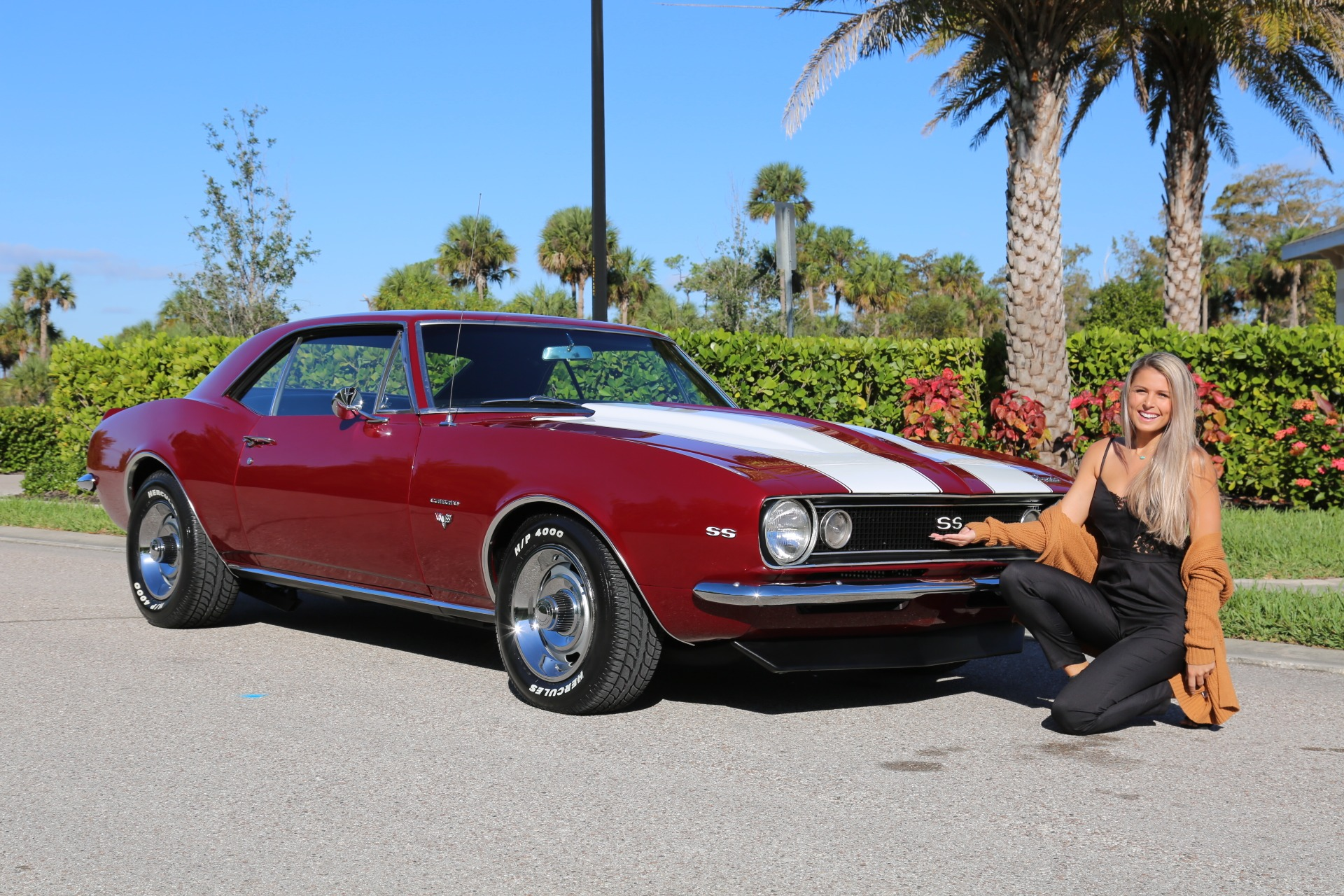 Used 1967 Chevy Camaro for sale Sold at Muscle Cars for Sale Inc. in Fort Myers FL 33912 1