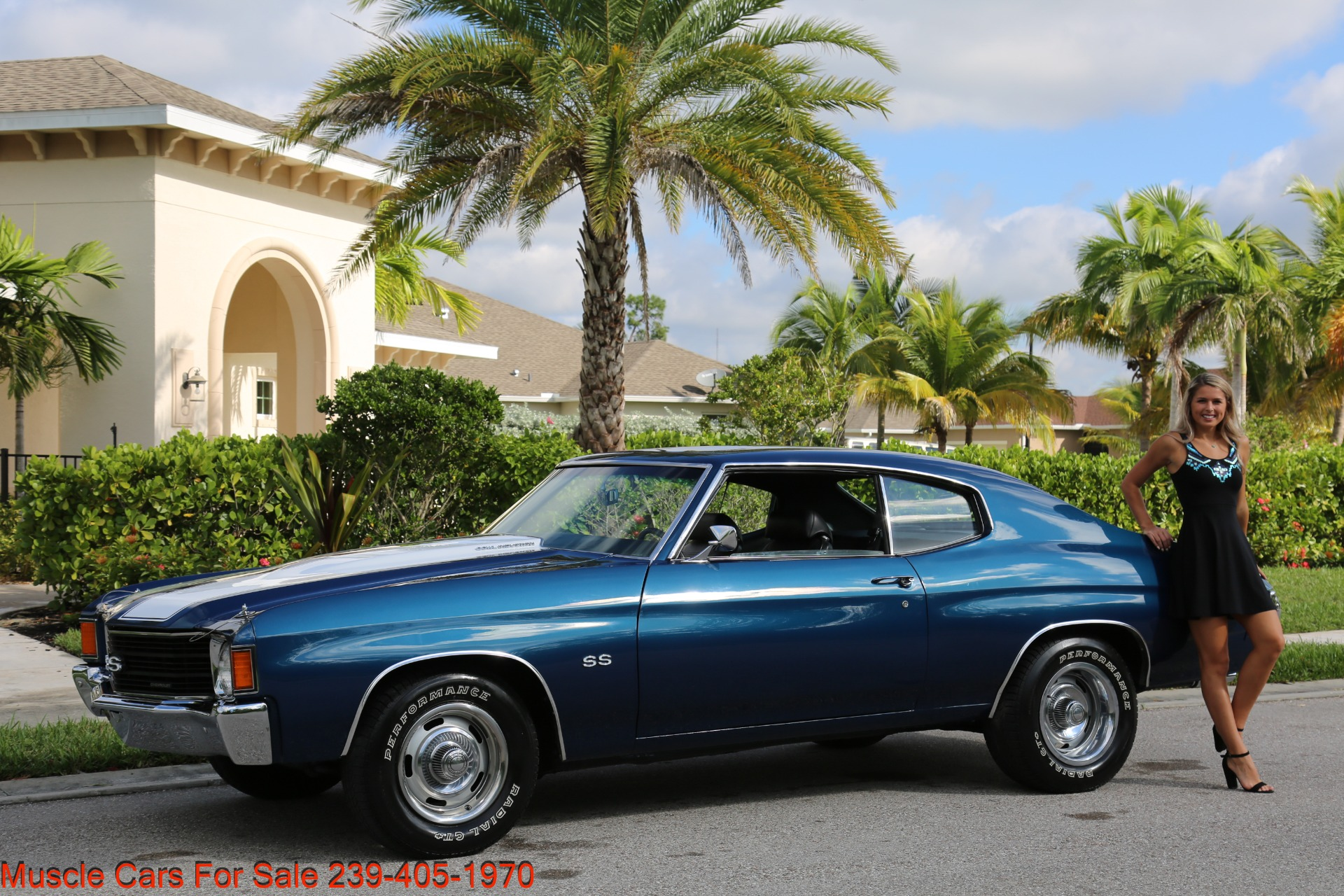 Used 1972 Chevy Chevelle SS SS for sale Sold at Muscle Cars for Sale Inc. in Fort Myers FL 33912 2