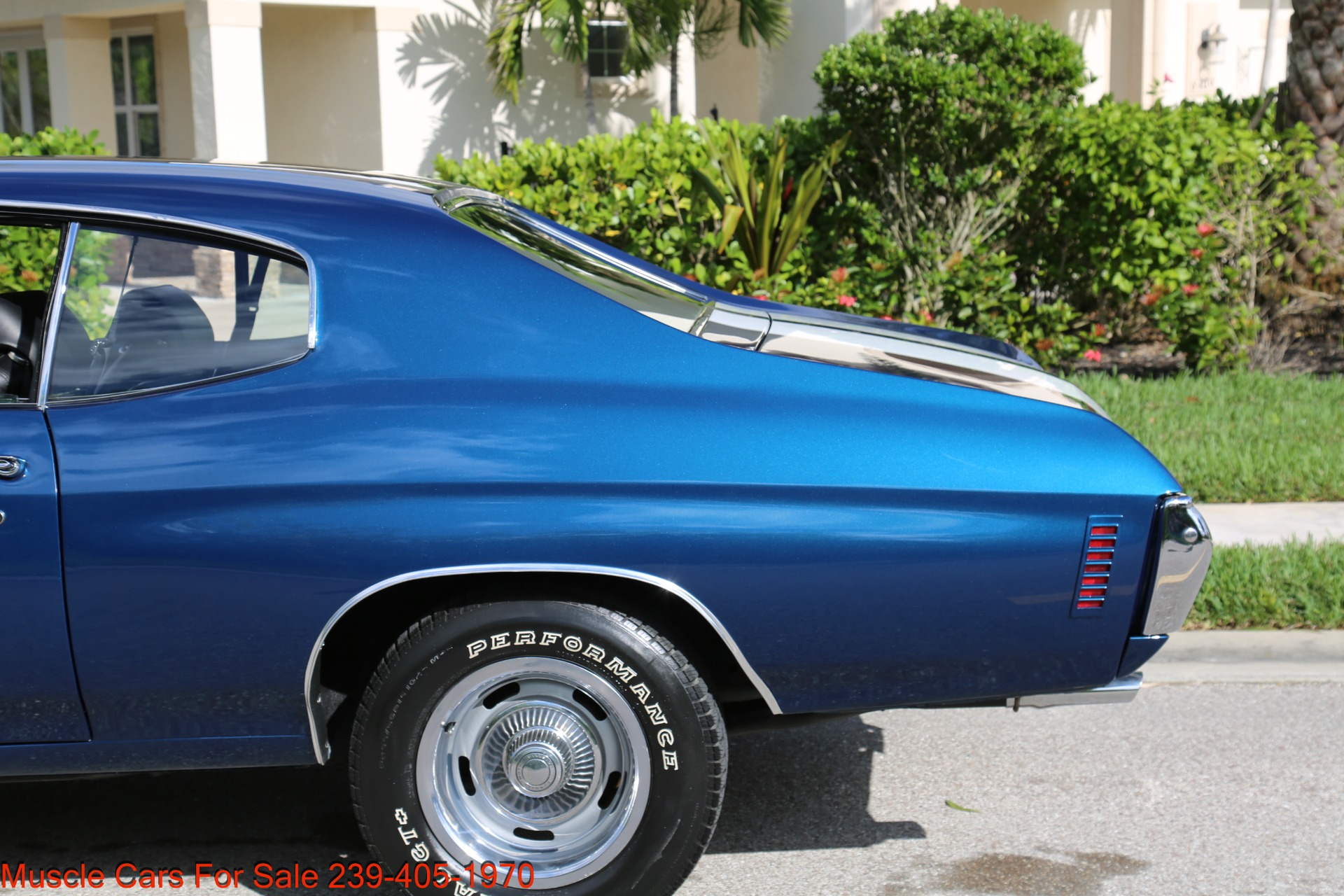 Used 1972 Chevy Chevelle SS SS for sale Sold at Muscle Cars for Sale Inc. in Fort Myers FL 33912 5