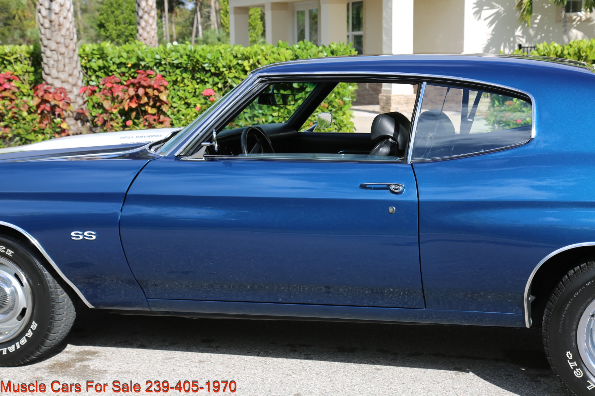 Used 1972 Chevy Chevelle SS SS for sale Sold at Muscle Cars for Sale Inc. in Fort Myers FL 33912 6