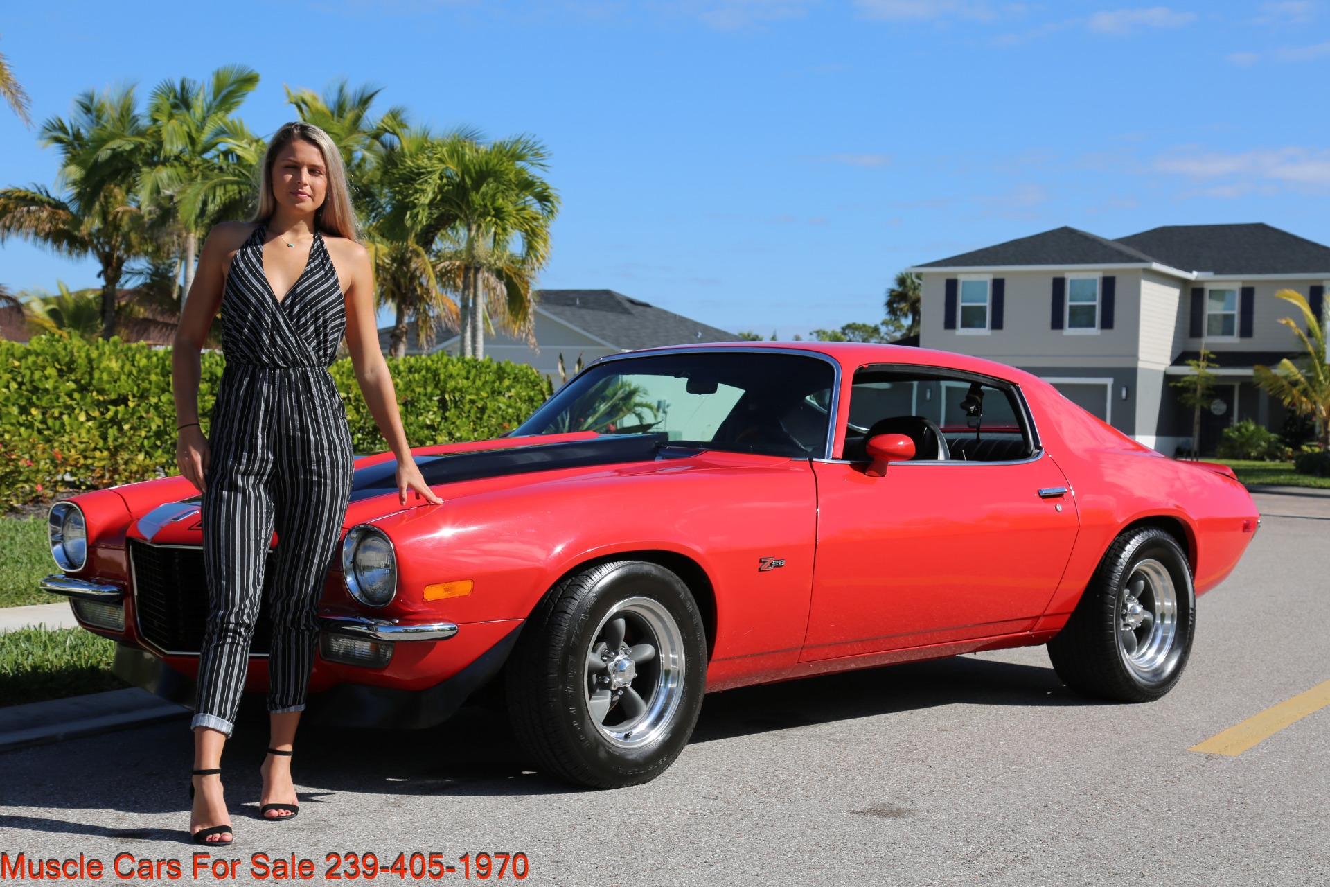 Used 1971 Chevy Camaro # Matching for sale $26,500 at Muscle Cars for Sale Inc. in Fort Myers FL 33912 2