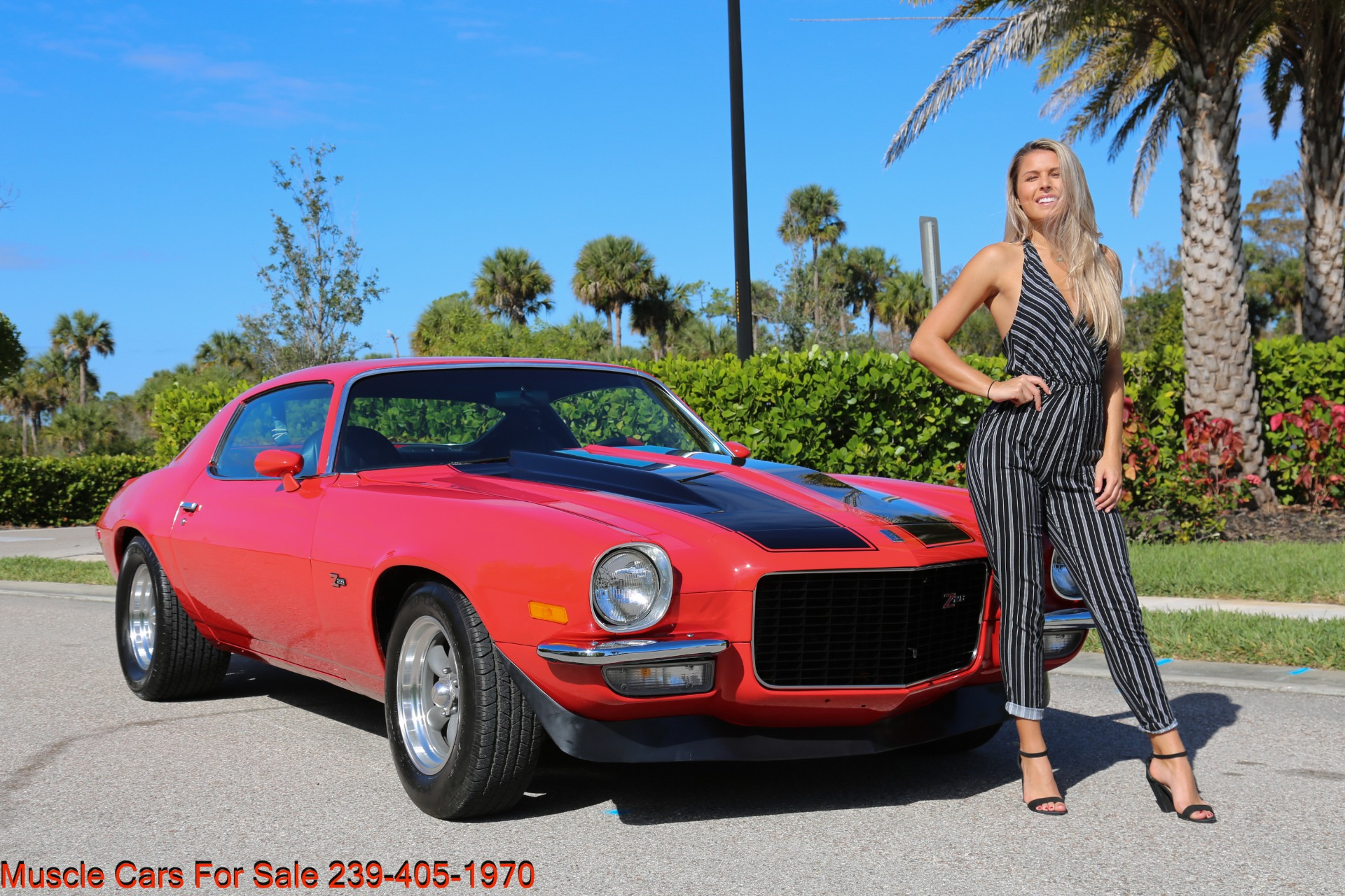 Used 1971 Chevy Camaro # Matching for sale $26,500 at Muscle Cars for Sale Inc. in Fort Myers FL 33912 3