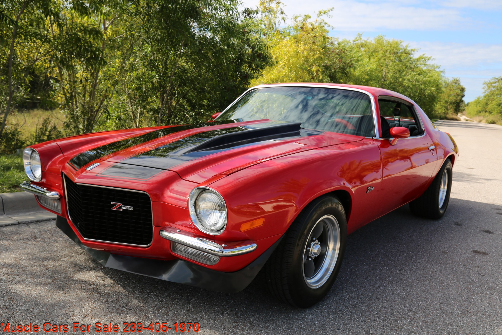 Used 1971 Chevy Camaro # Matching for sale $26,500 at Muscle Cars for Sale Inc. in Fort Myers FL 33912 5
