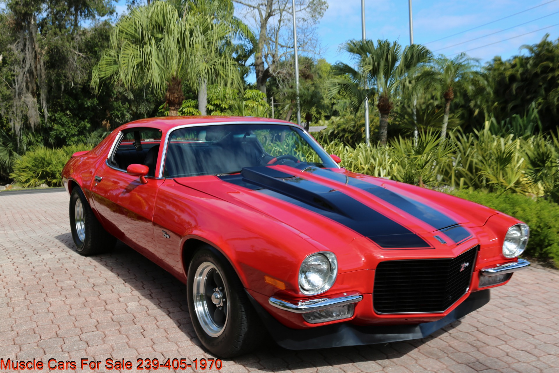 Used 1971 Chevy Camaro # Matching for sale $26,500 at Muscle Cars for Sale Inc. in Fort Myers FL 33912 6
