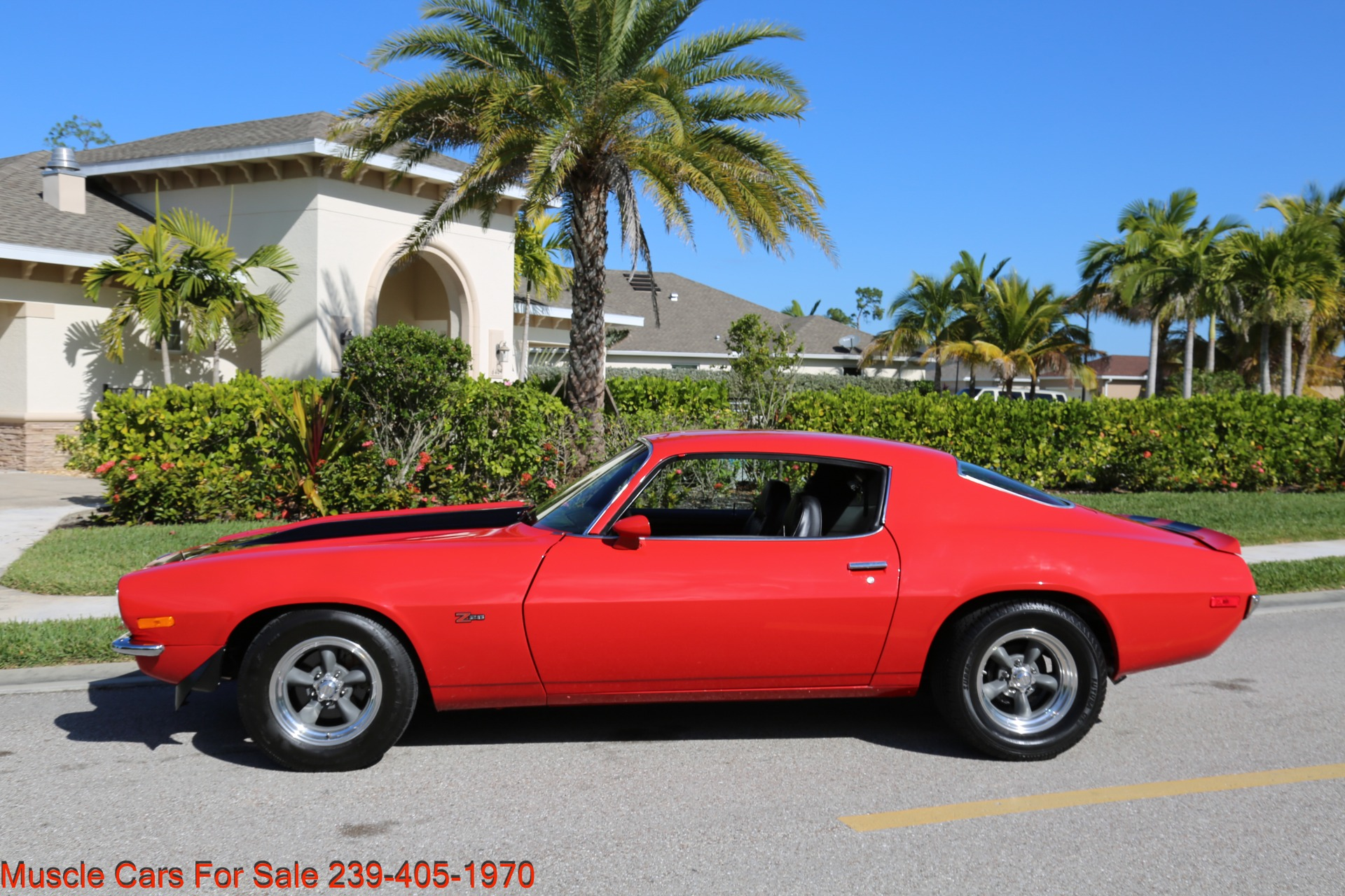 Used 1971 Chevy Camaro # Matching for sale $26,500 at Muscle Cars for Sale Inc. in Fort Myers FL 33912 8