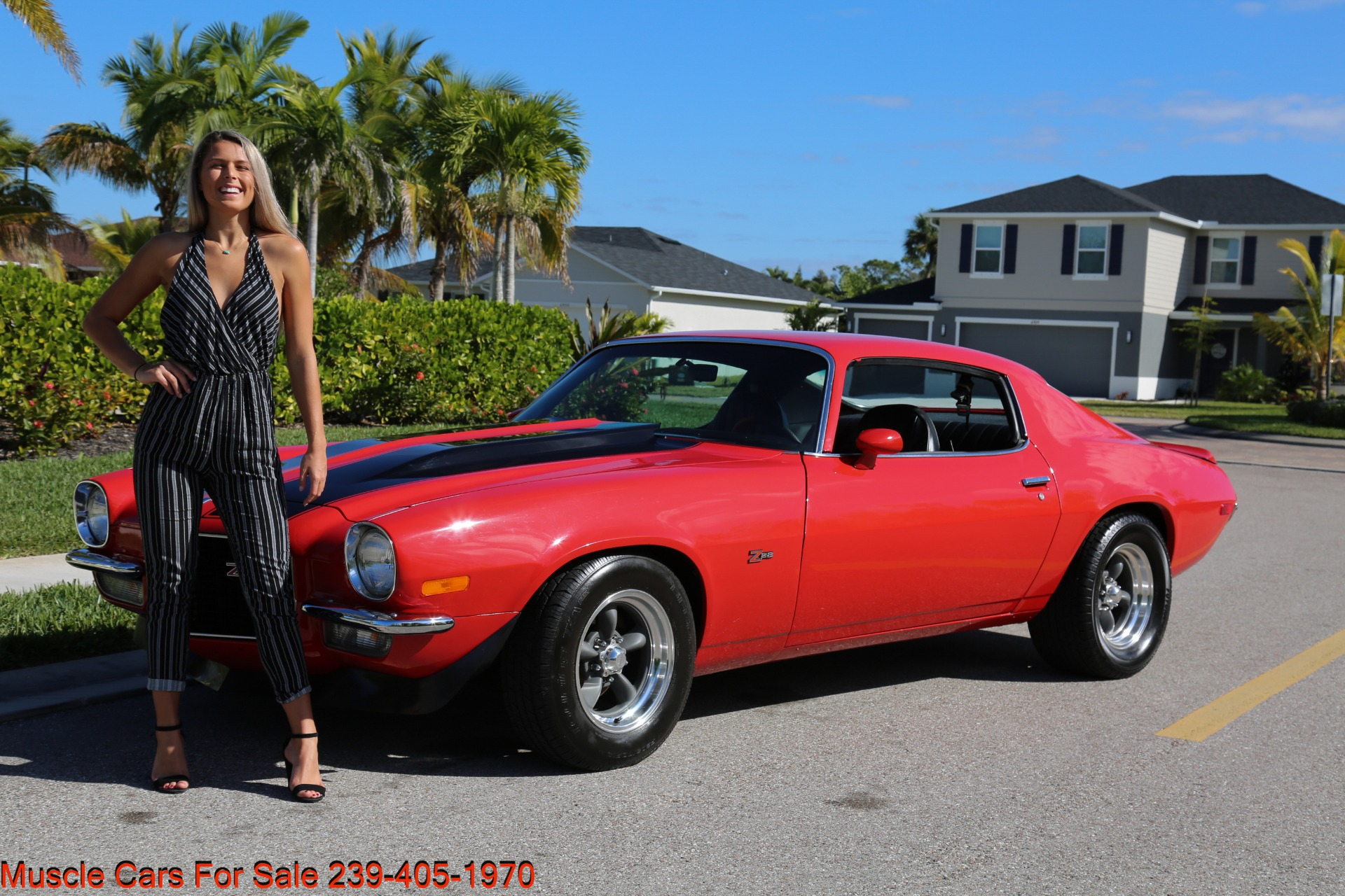 Used 1971 Chevy Camaro # Matching for sale $26,500 at Muscle Cars for Sale Inc. in Fort Myers FL 33912 1