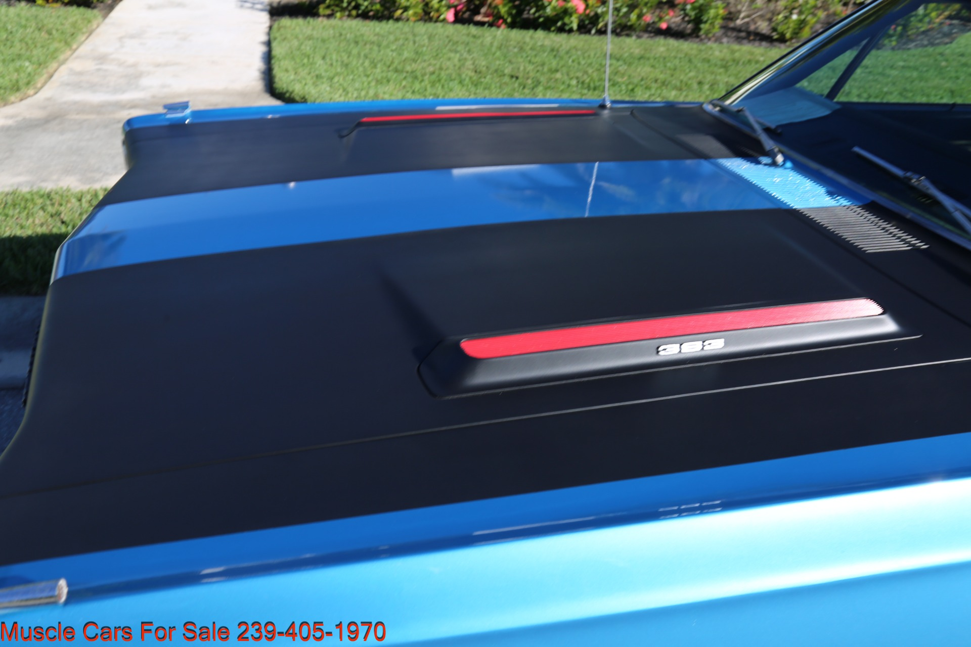 Used 1969 Plymouth Roadrunner for sale $35,500 at Muscle Cars for Sale Inc. in Fort Myers FL 33912 8