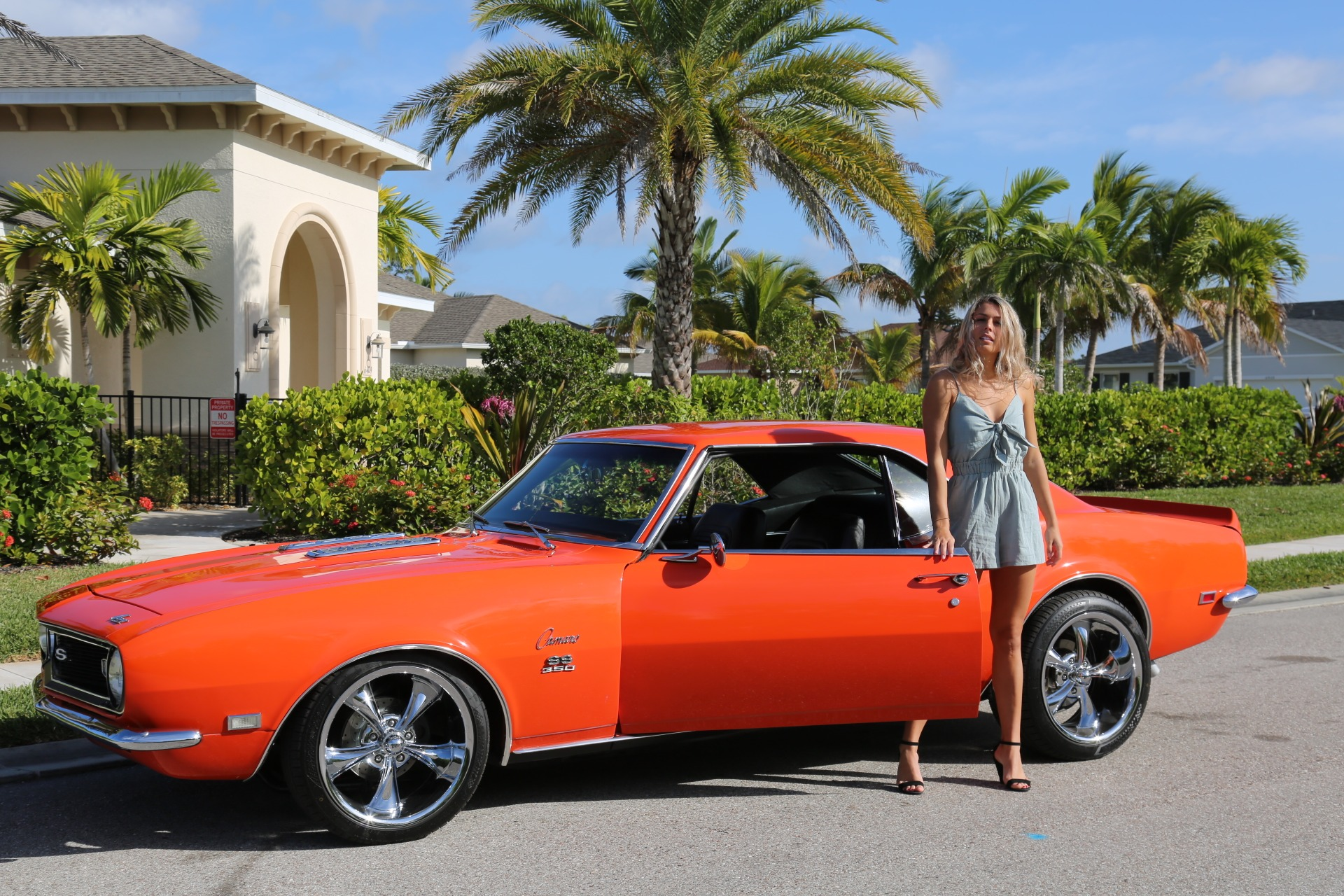 Used 1968 Chevy Camaro V8 4 Speed Manual for sale $31,000 at Muscle Cars for Sale Inc. in Fort Myers FL 33912 2