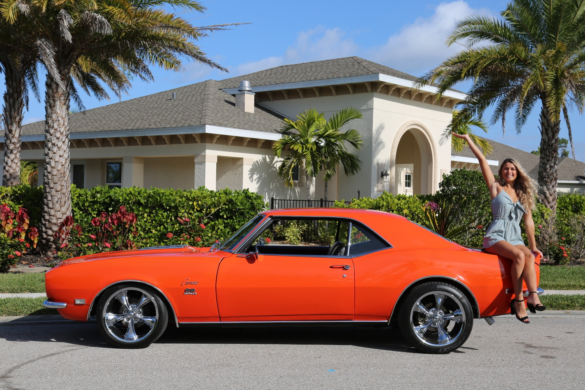 Used 1968 Chevy Camaro V8 4 Speed Manual for sale $31,000 at Muscle Cars for Sale Inc. in Fort Myers FL 33912 3