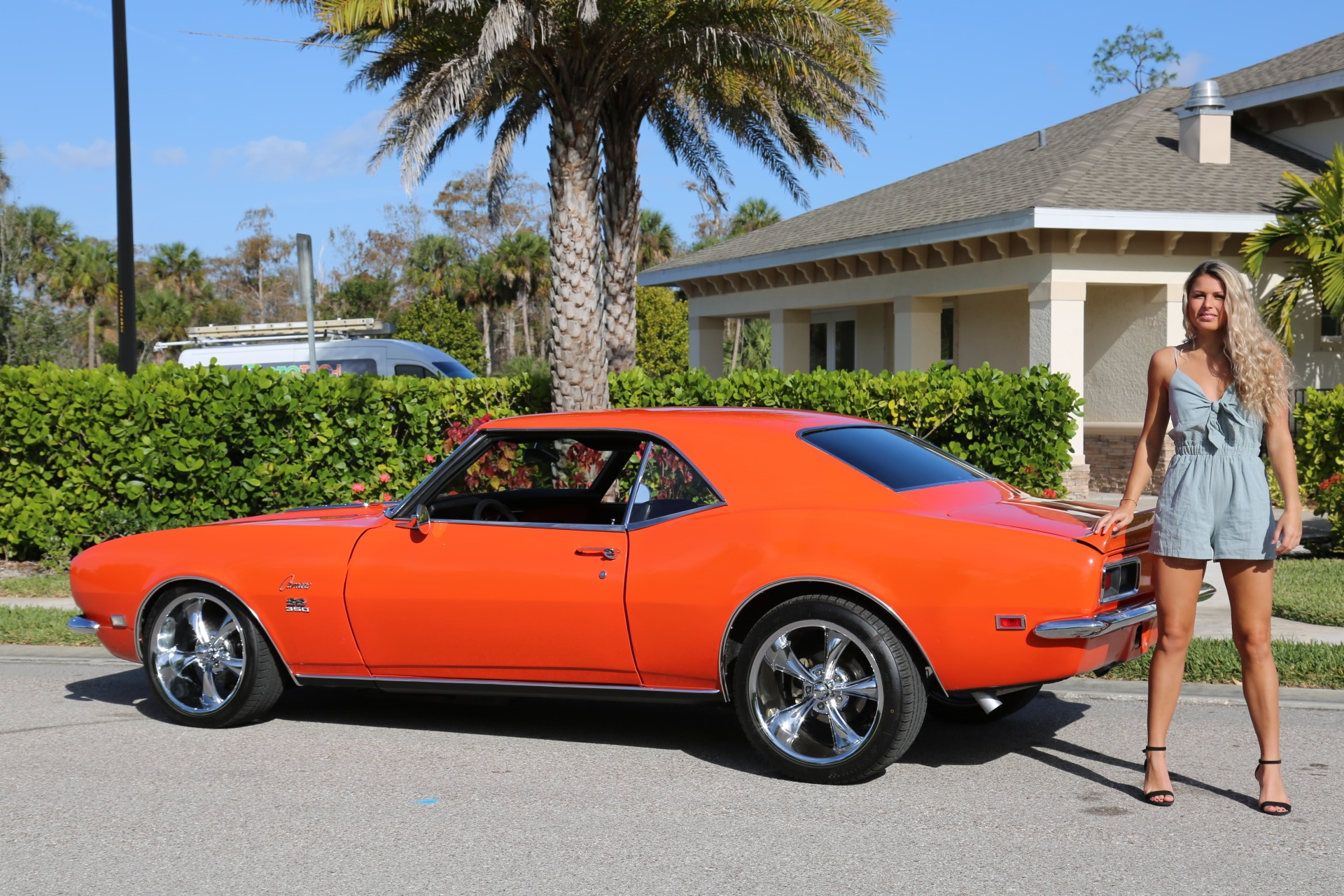 Used 1968 Chevy Camaro V8 4 Speed Manual for sale $31,000 at Muscle Cars for Sale Inc. in Fort Myers FL 33912 4