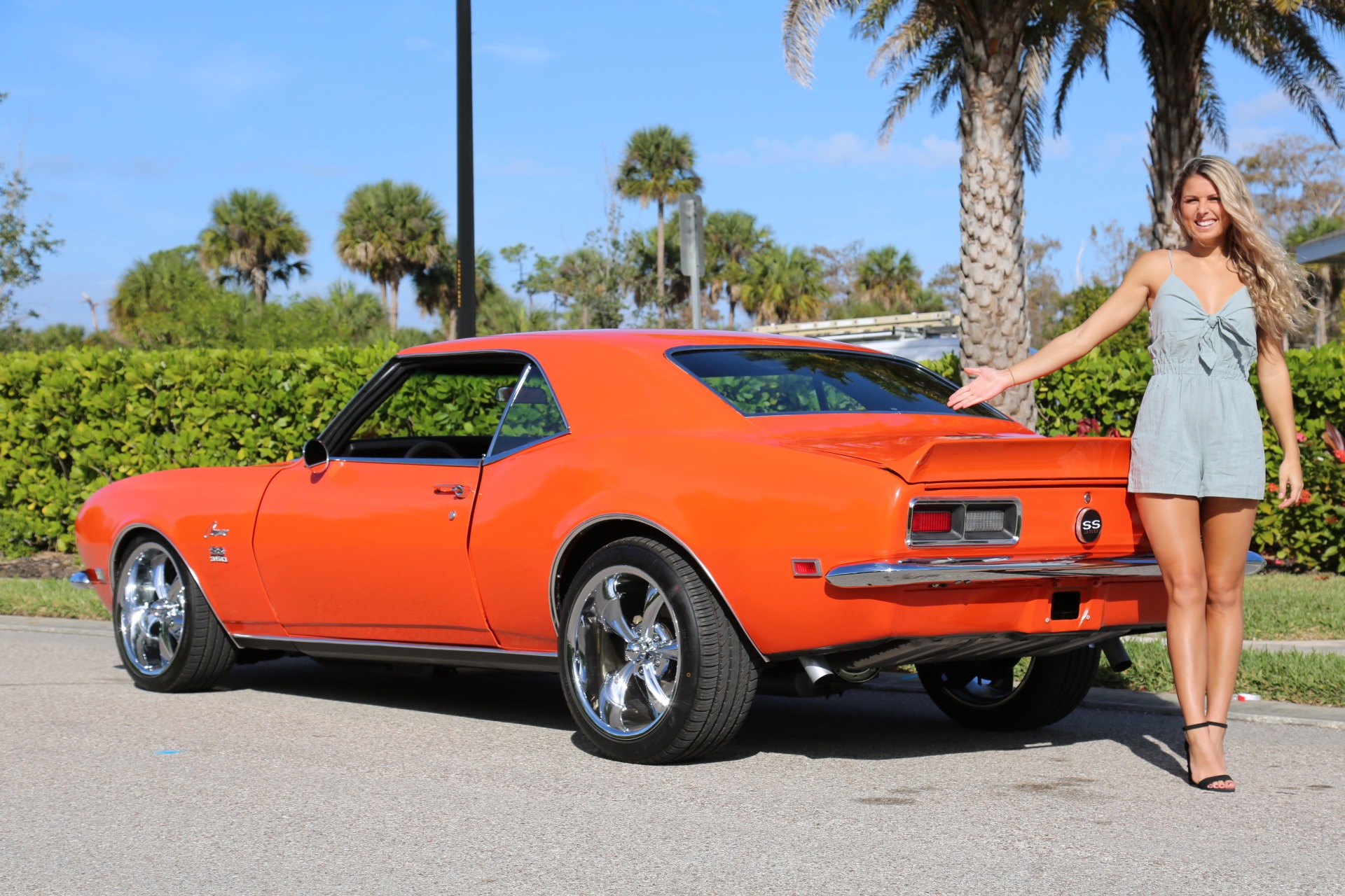 Used 1968 Chevy Camaro V8 4 Speed Manual for sale $31,000 at Muscle Cars for Sale Inc. in Fort Myers FL 33912 5