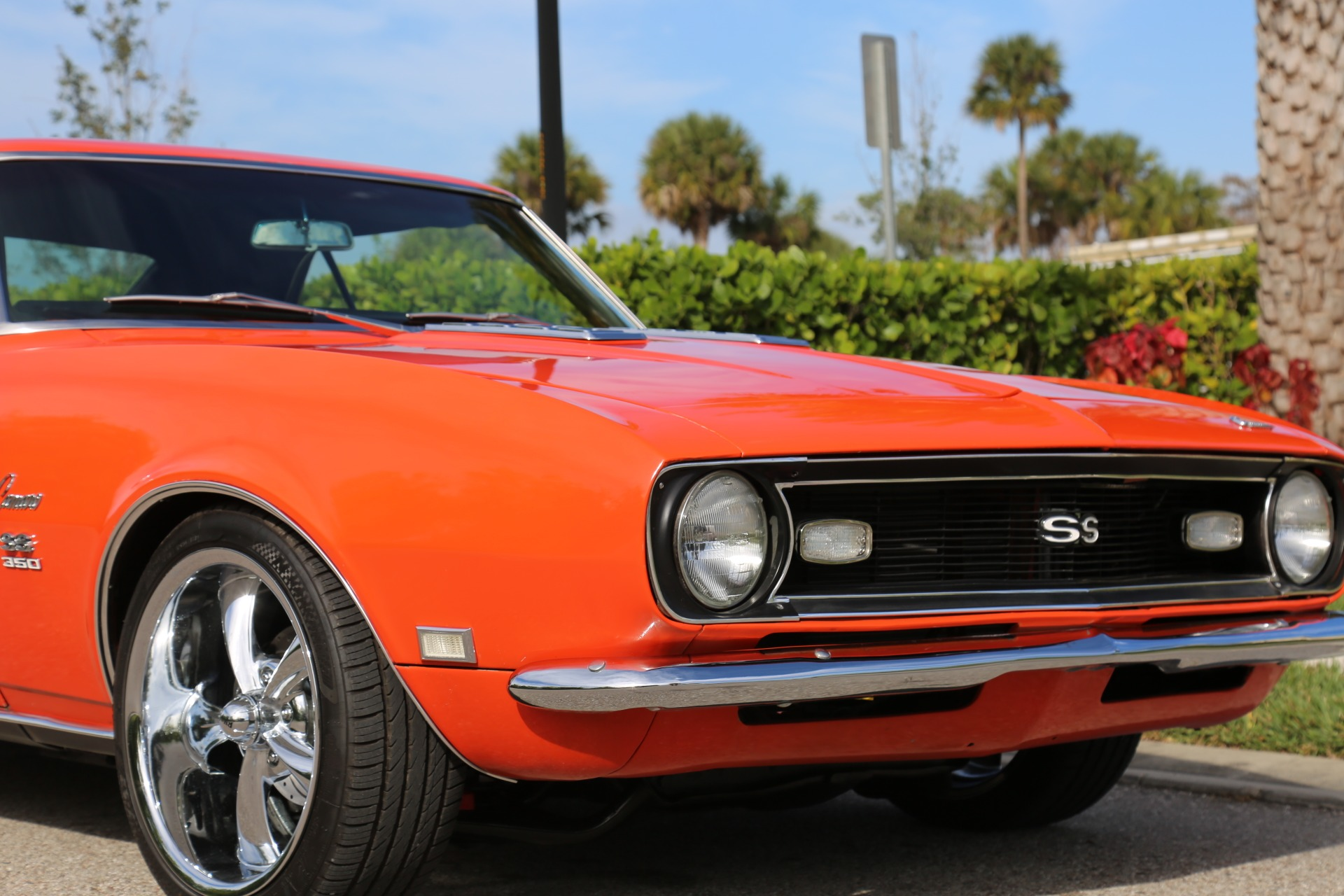 Used 1968 Chevy Camaro V8 4 Speed Manual for sale $31,000 at Muscle Cars for Sale Inc. in Fort Myers FL 33912 6