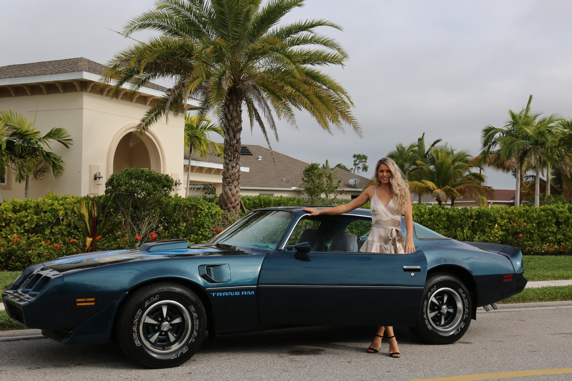 Used 1979 Pontiac Trans Am Trans am for sale $14,500 at Muscle Cars for Sale Inc. in Fort Myers FL 33912 2