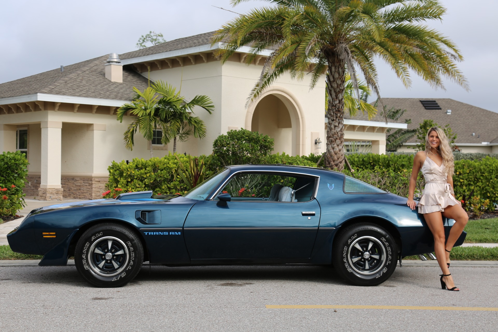 Used 1979 Pontiac Trans Am Trans am for sale $14,500 at Muscle Cars for Sale Inc. in Fort Myers FL 33912 3