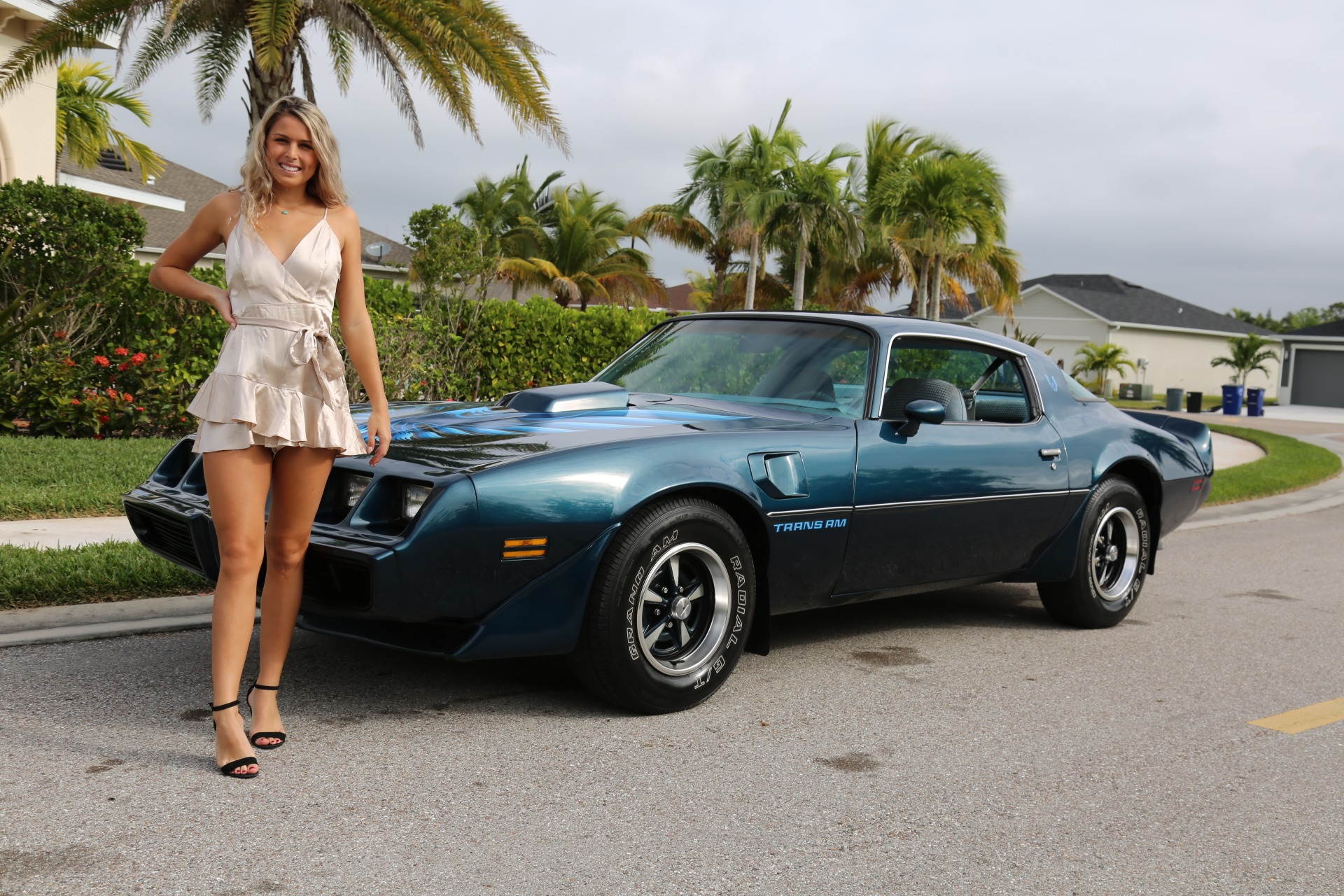 Used 1979 Pontiac Trans Am Trans am for sale $14,500 at Muscle Cars for Sale Inc. in Fort Myers FL 33912 1