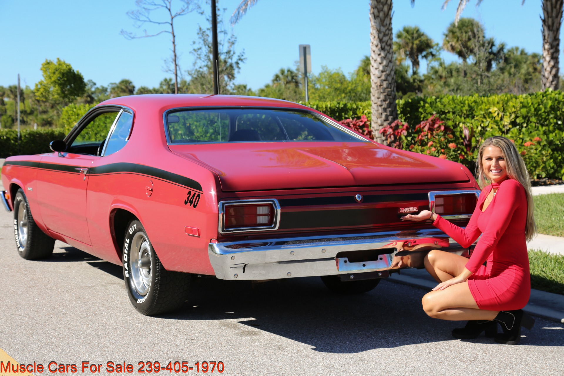 Used 1974 Plymouth Duster Sport Coupe for sale $18,000 at Muscle Cars for Sale Inc. in Fort Myers FL 33912 6
