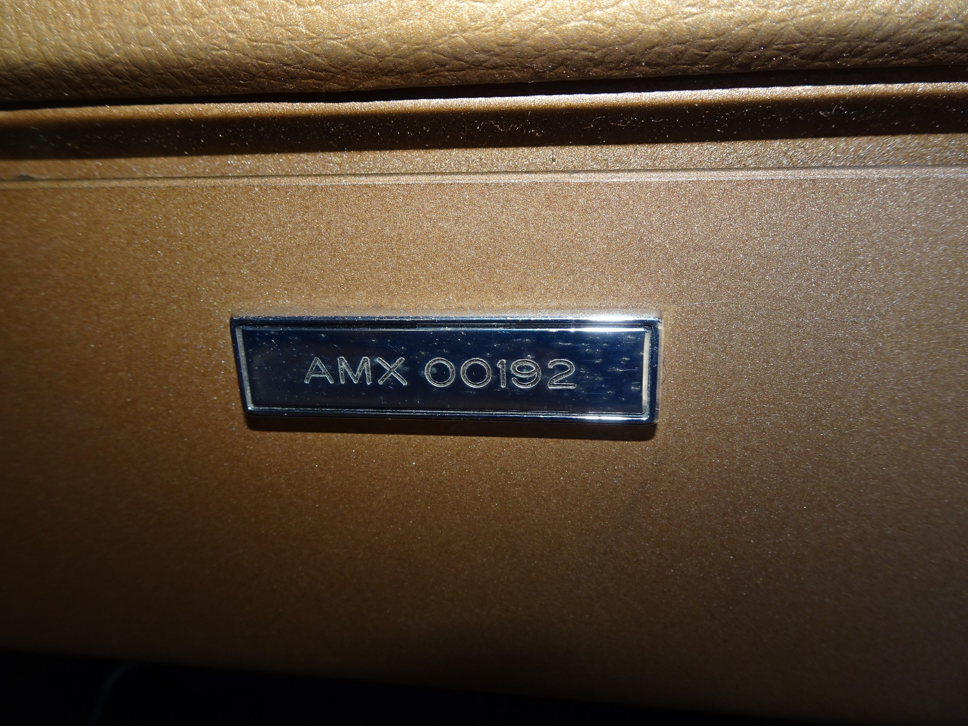 Used 1968 AMC AMX AMX for sale $24,500 at Muscle Cars for Sale Inc. in Fort Myers FL 33912 5