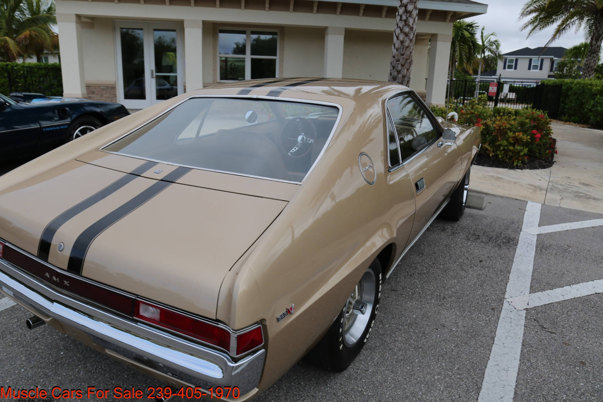 Used 1968 AMC AMX AMX for sale $24,500 at Muscle Cars for Sale Inc. in Fort Myers FL 33912 6
