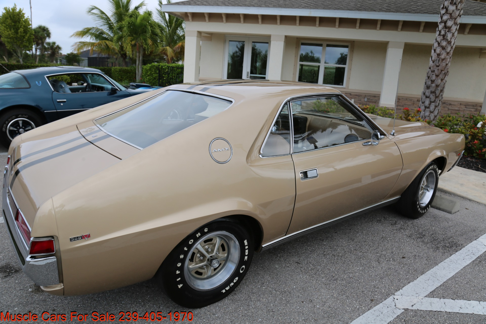 Used 1968 AMC AMX AMX for sale $24,500 at Muscle Cars for Sale Inc. in Fort Myers FL 33912 7