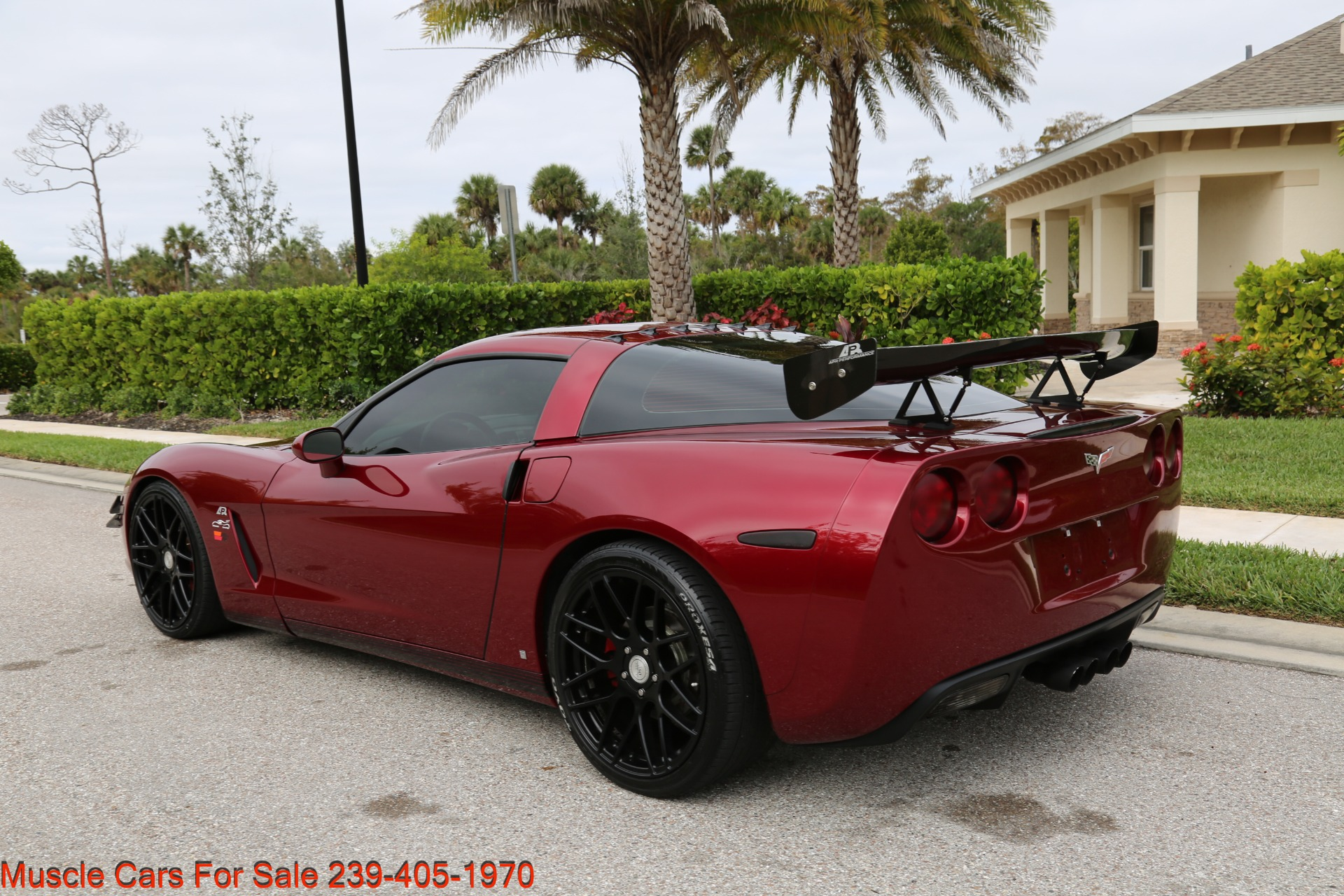 Used 2007 Chevrolet Corvette for sale $24,500 at Muscle Cars for Sale Inc. in Fort Myers FL 33912 2